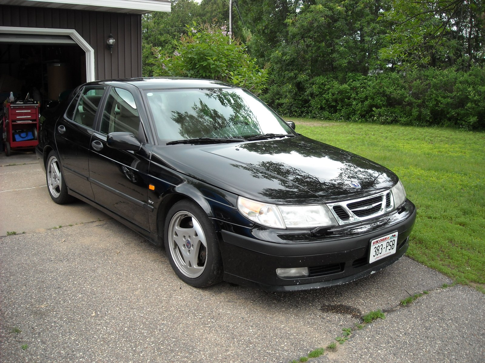 2001 saab 9 5 wagon pictures information and specs auto. Black Bedroom Furniture Sets. Home Design Ideas