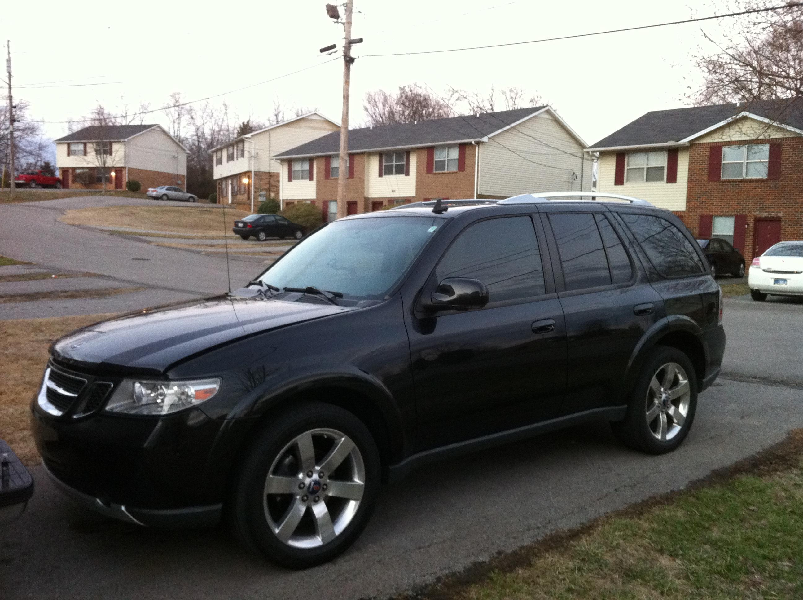 2006 saab 9 7x pictures information and specs auto. Black Bedroom Furniture Sets. Home Design Ideas