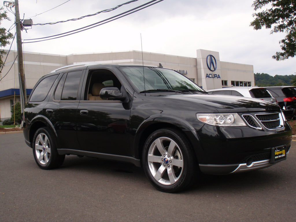 saab 9-7x pictures #15