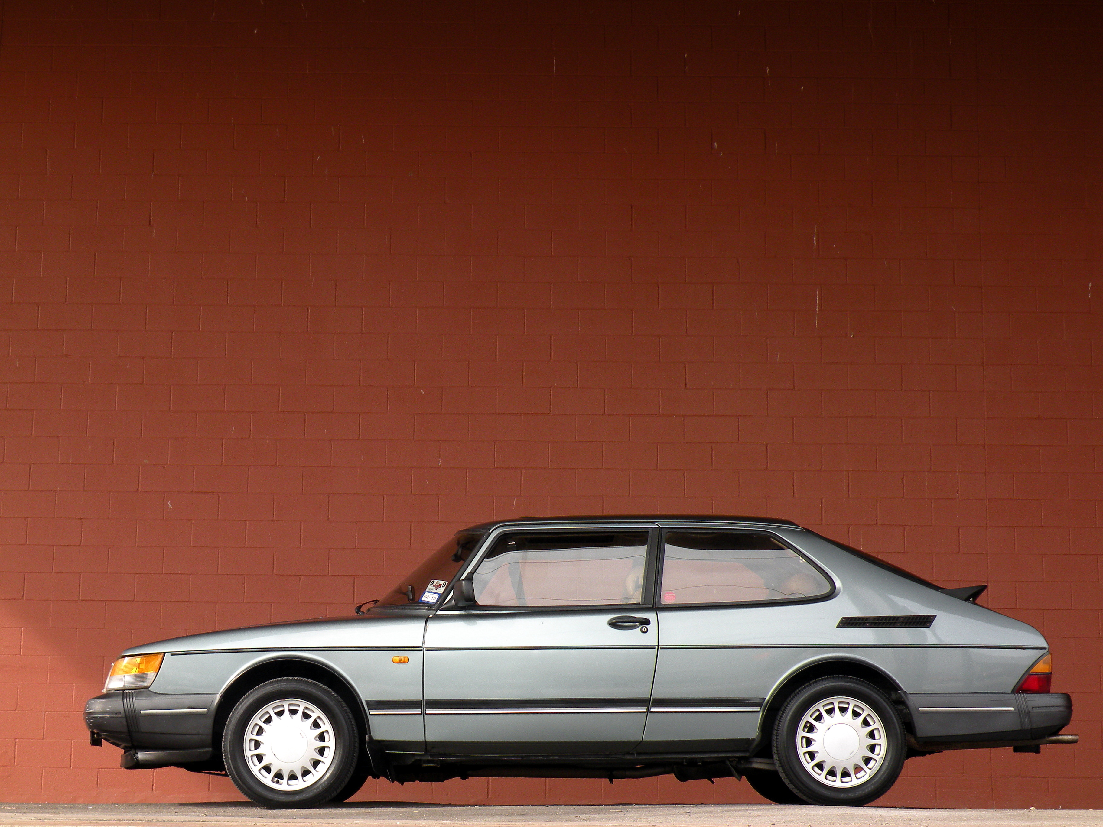 saab 900 wallpaper #12