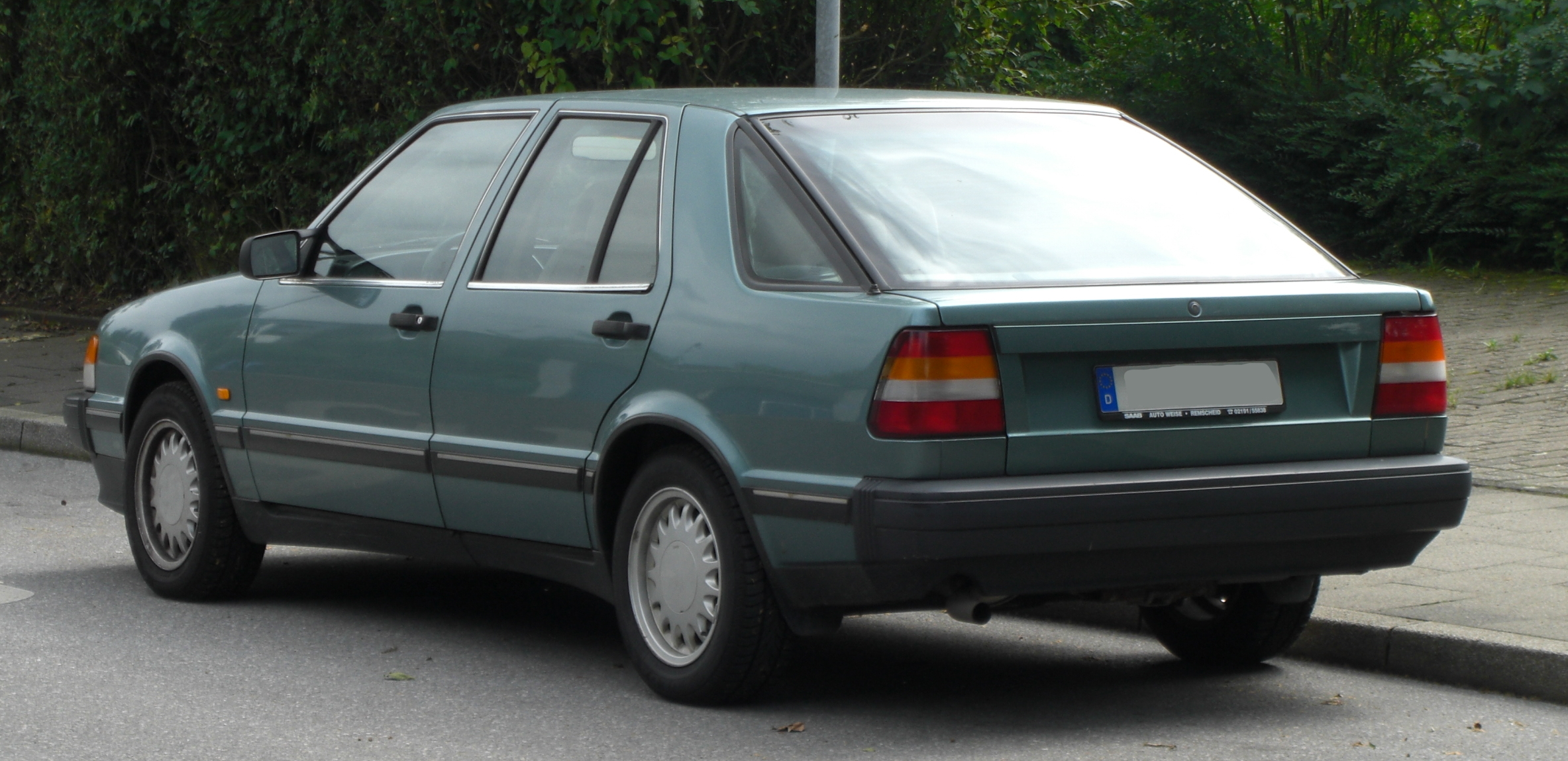 saab 9000 pictures #7