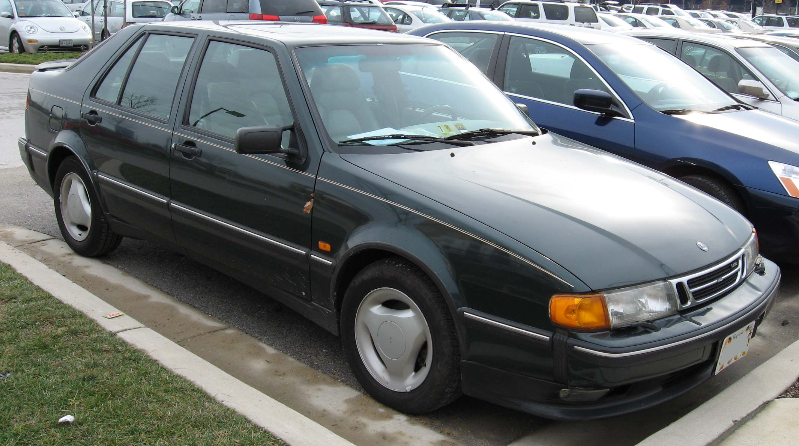 saab 9000 pictures