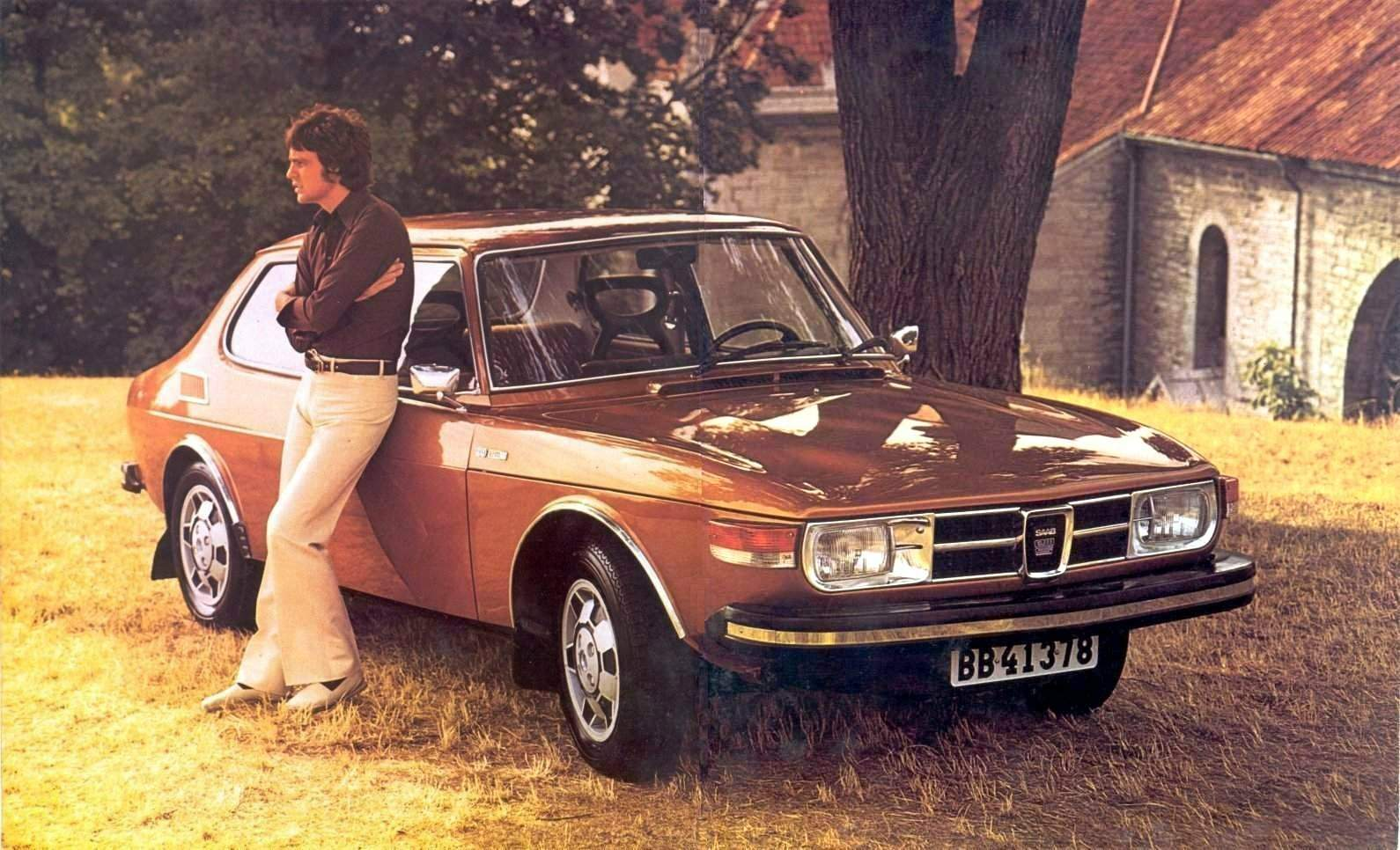 saab 99 pictures #8