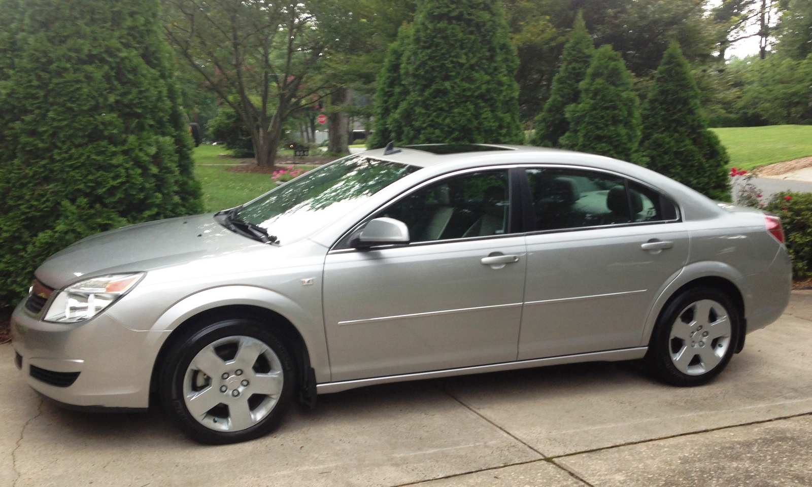 2008 Saturn Aura Xr Pictures Information And Specs Auto