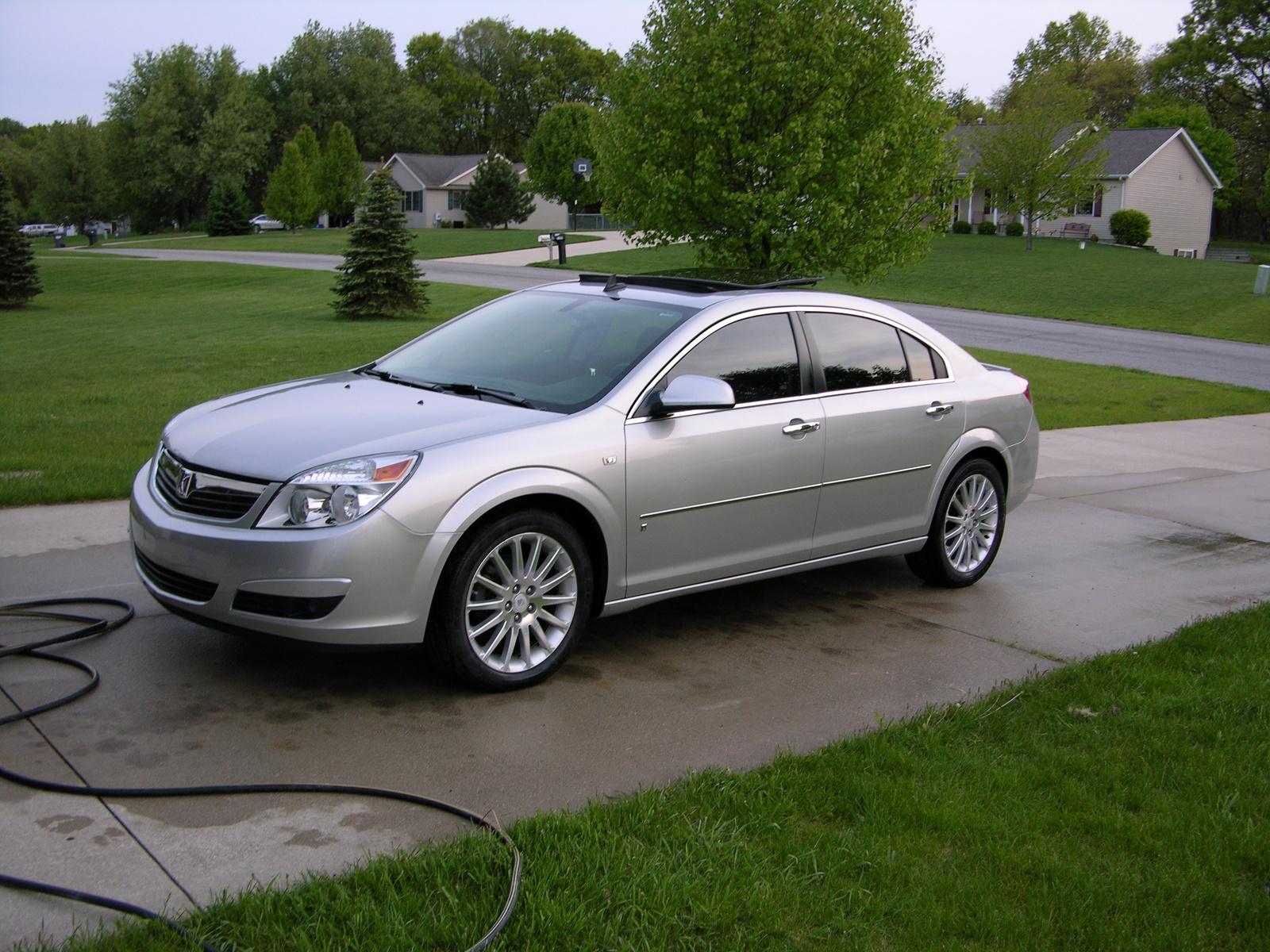 2016 Saturn Aura Xr  U2013 Pictures  Information And Specs
