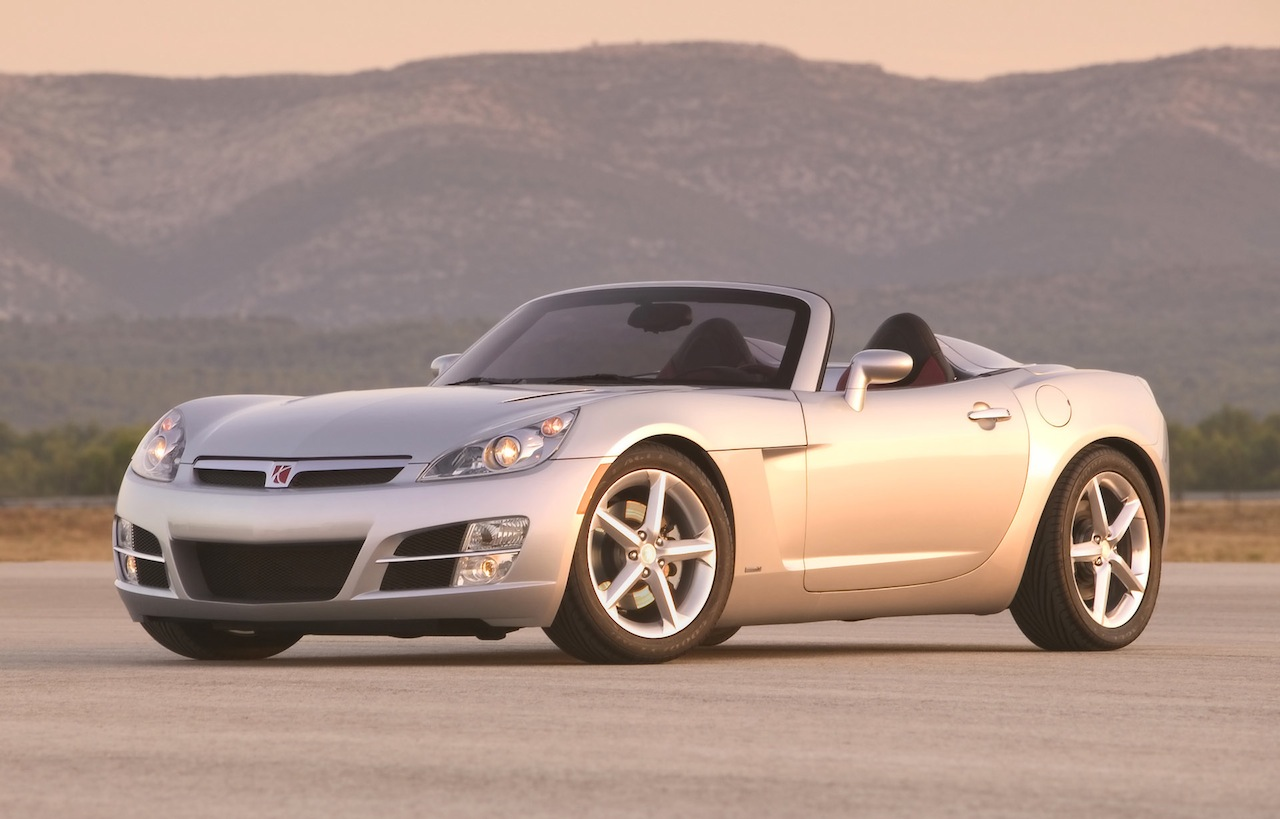 Volvo C70 Convertible >> 2014 Saturn Sky – pictures, information and specs - Auto-Database.com