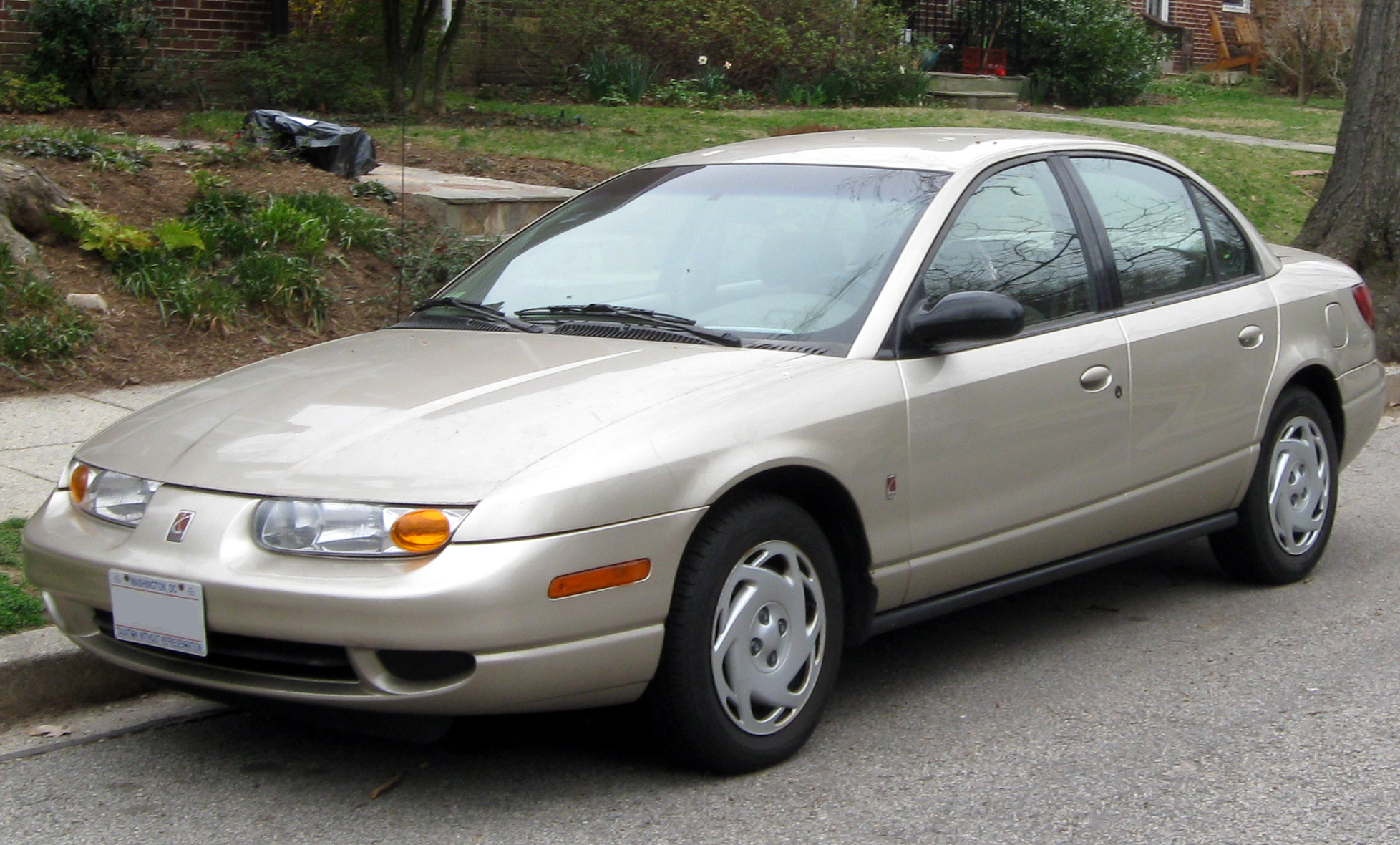 1990 Saturn Sl Pictures Information And Specs Auto