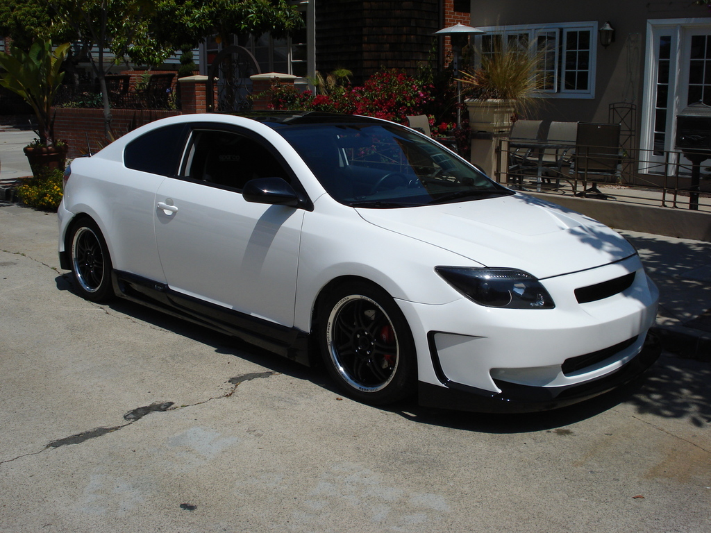 Scion Tc Pictures Information And Specs Auto Database