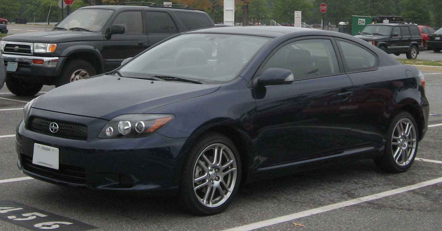 scion tc – pictures, information and specs - auto-database