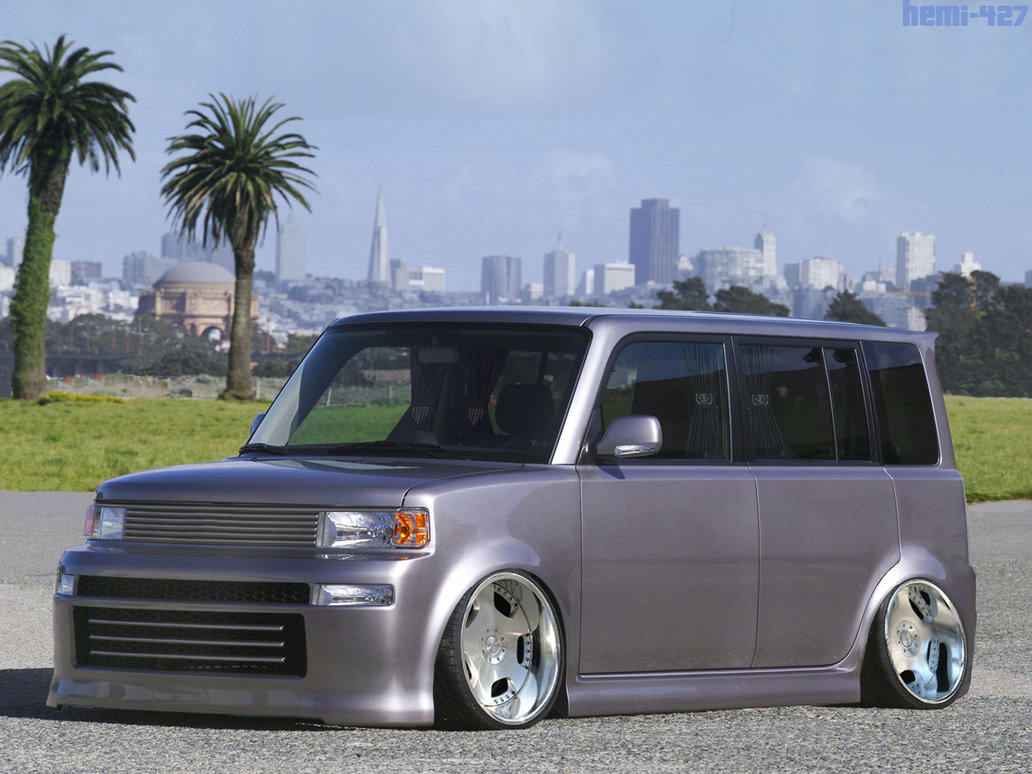 Scion Xb 2005 Images #1