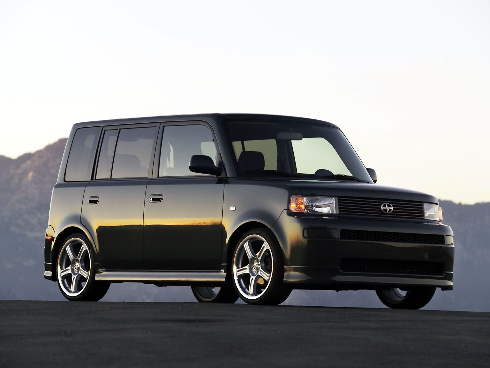 Scion Xb 2005 Wallpaper #2