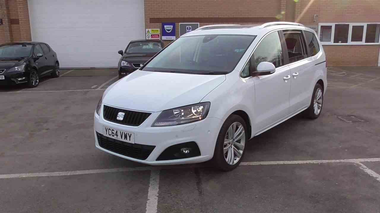 2015 seat alhambra ii 7n pictures information and. Black Bedroom Furniture Sets. Home Design Ideas