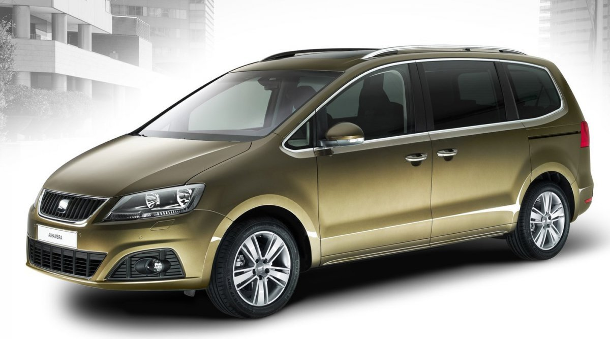 seat alhambra images