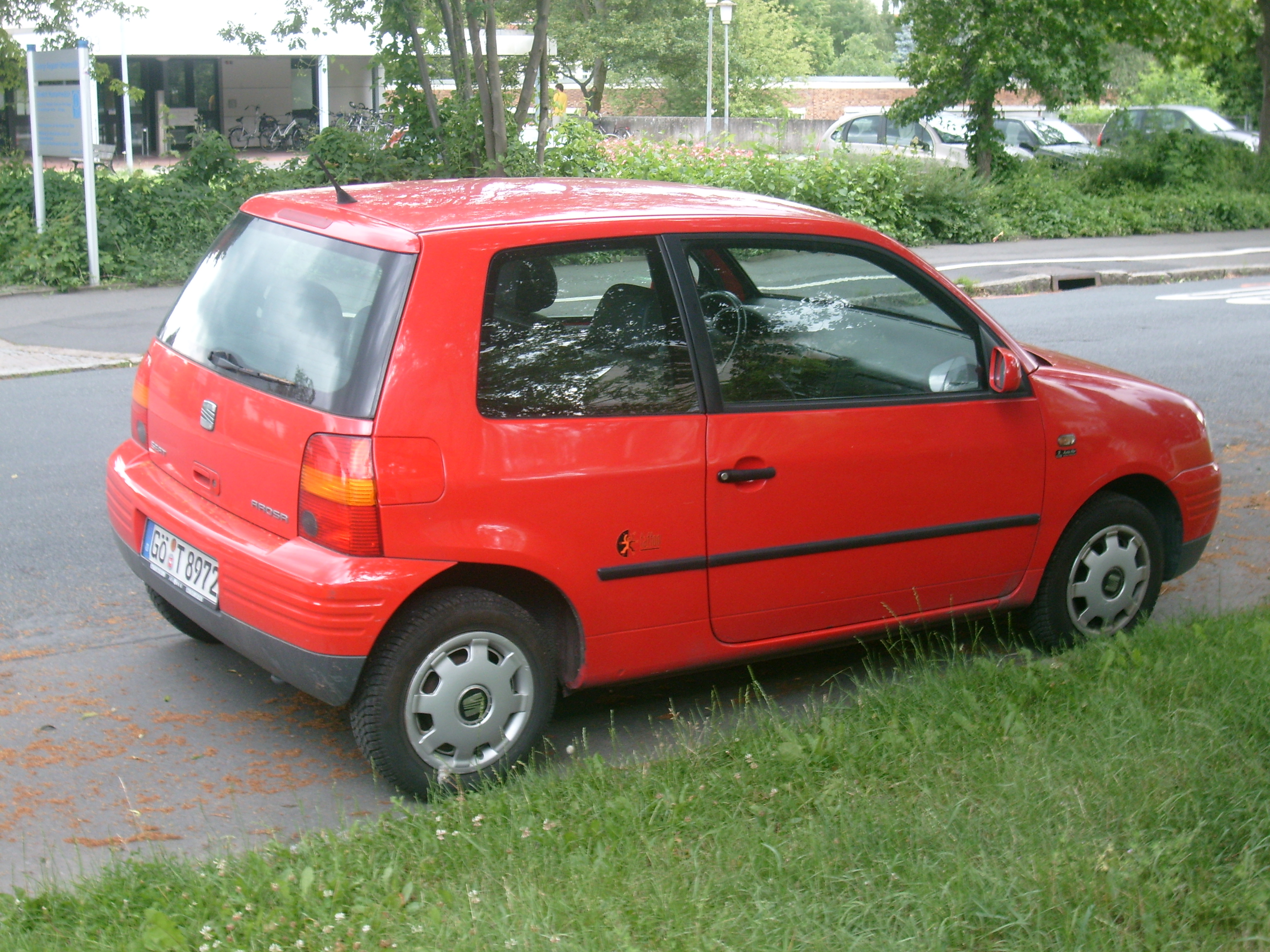 seat arosa images