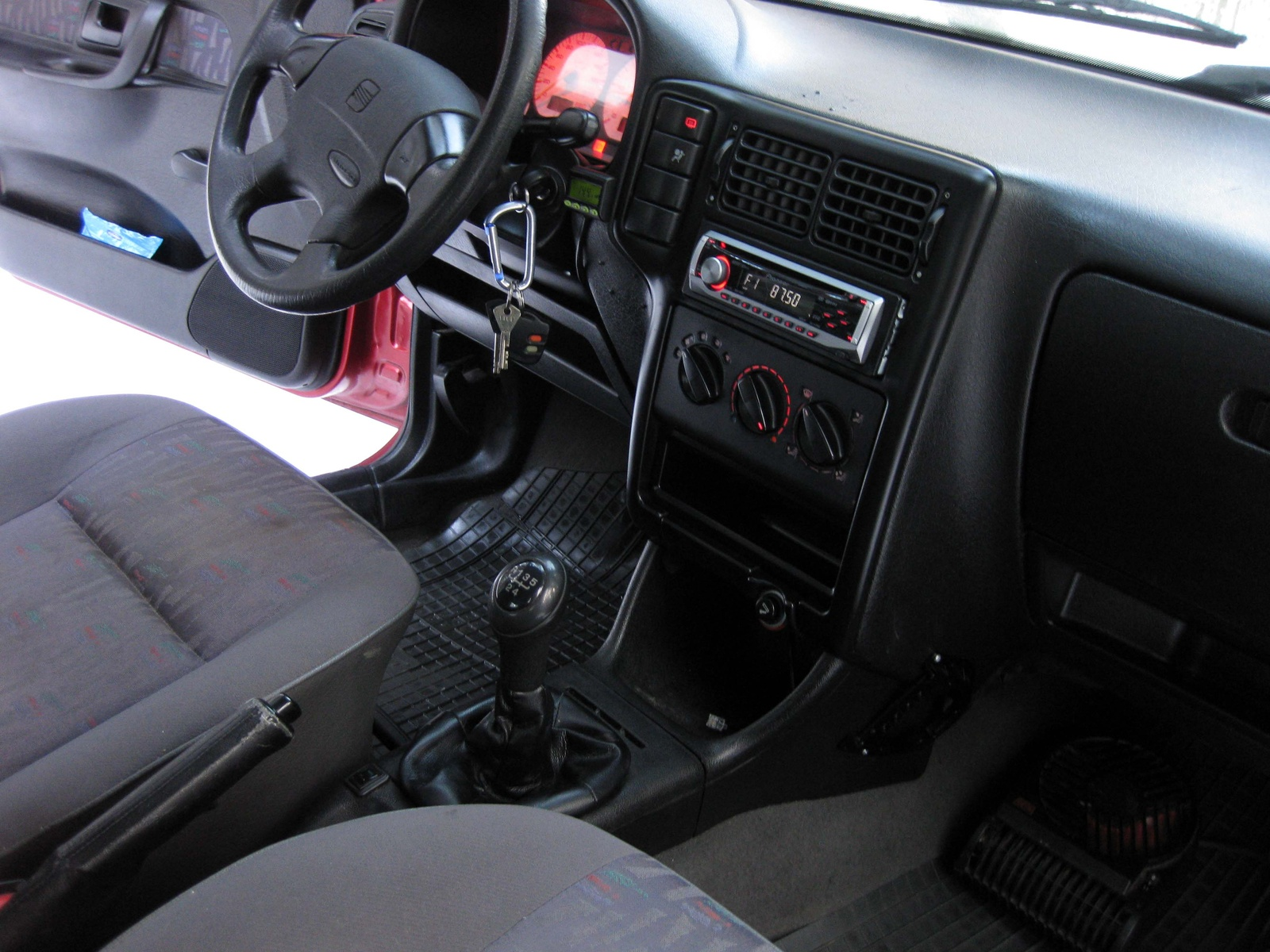 1998 seat cordoba pictures information and specs auto for Seat cordoba interior