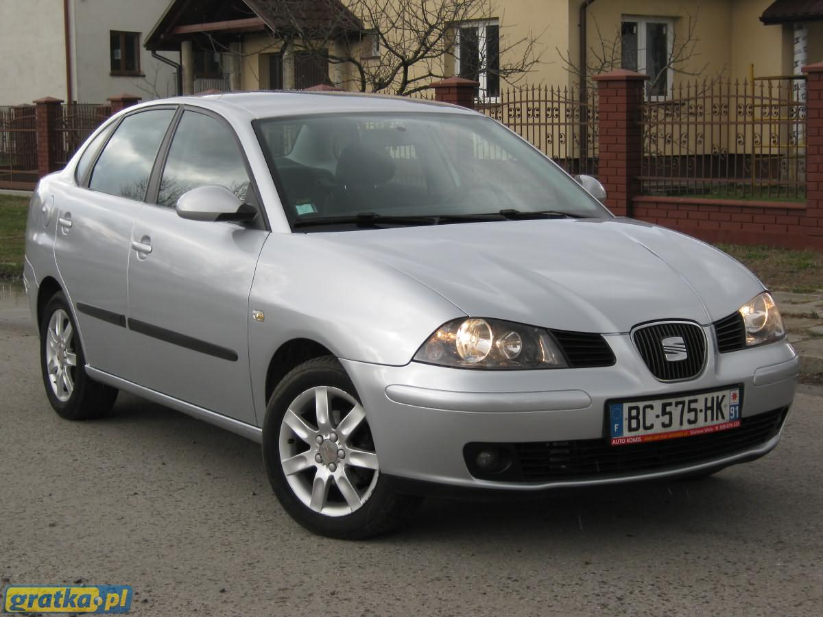 2007 seat cordoba sedan ii pictures information and specs auto. Black Bedroom Furniture Sets. Home Design Ideas