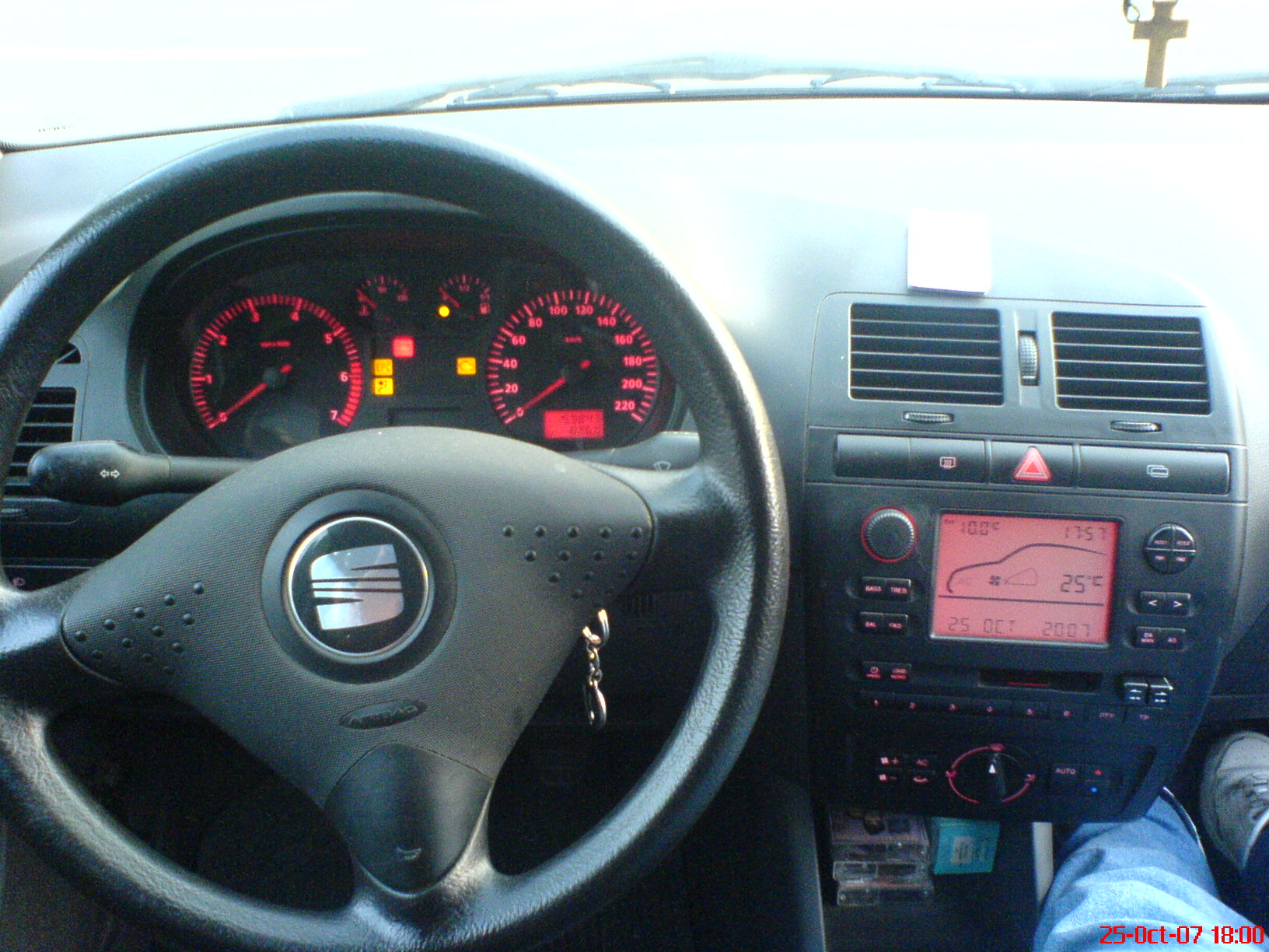 2001 seat cordoba vario pictures information and specs for Seat cordoba interior