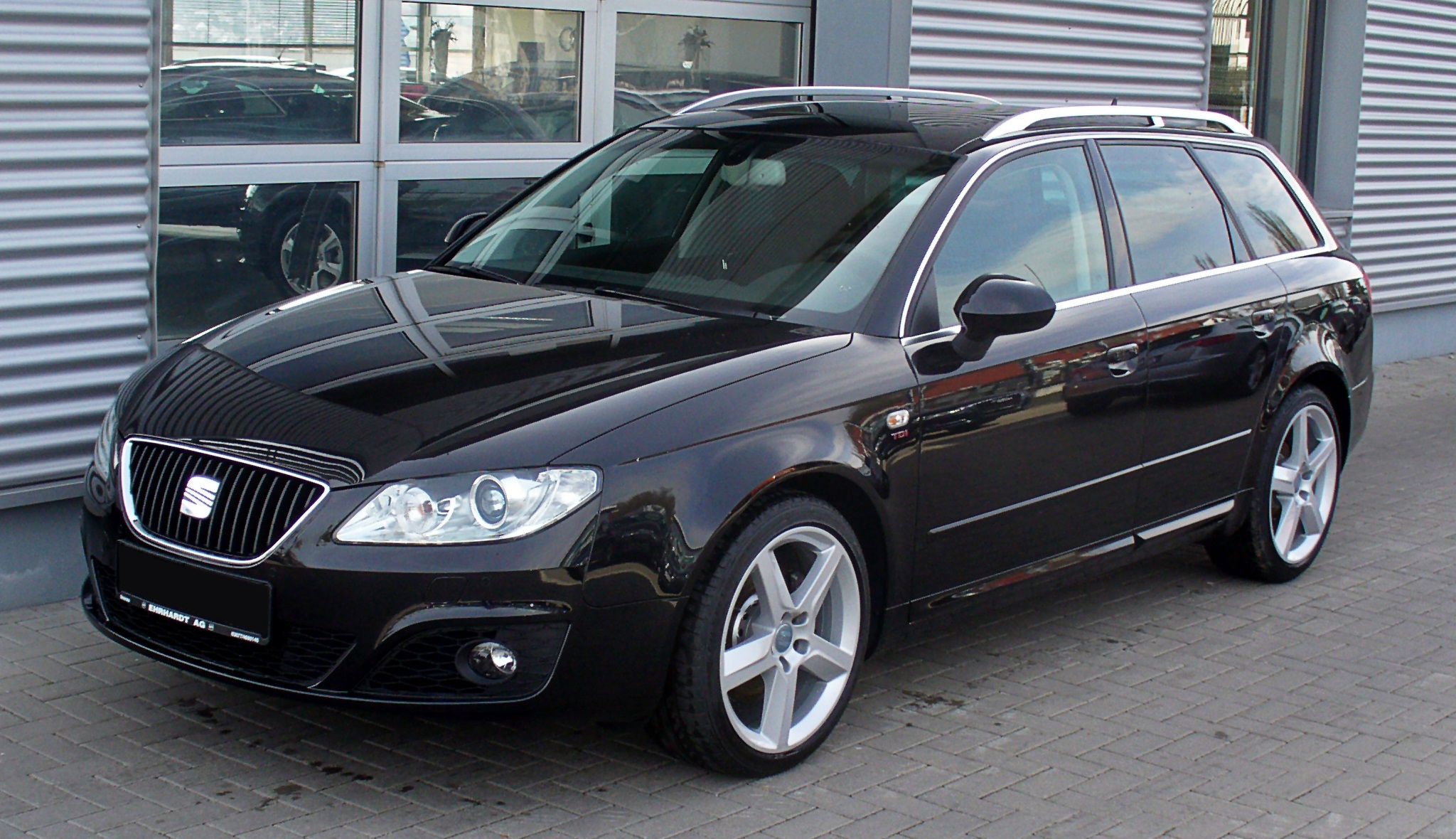 seat exeo 2011 images