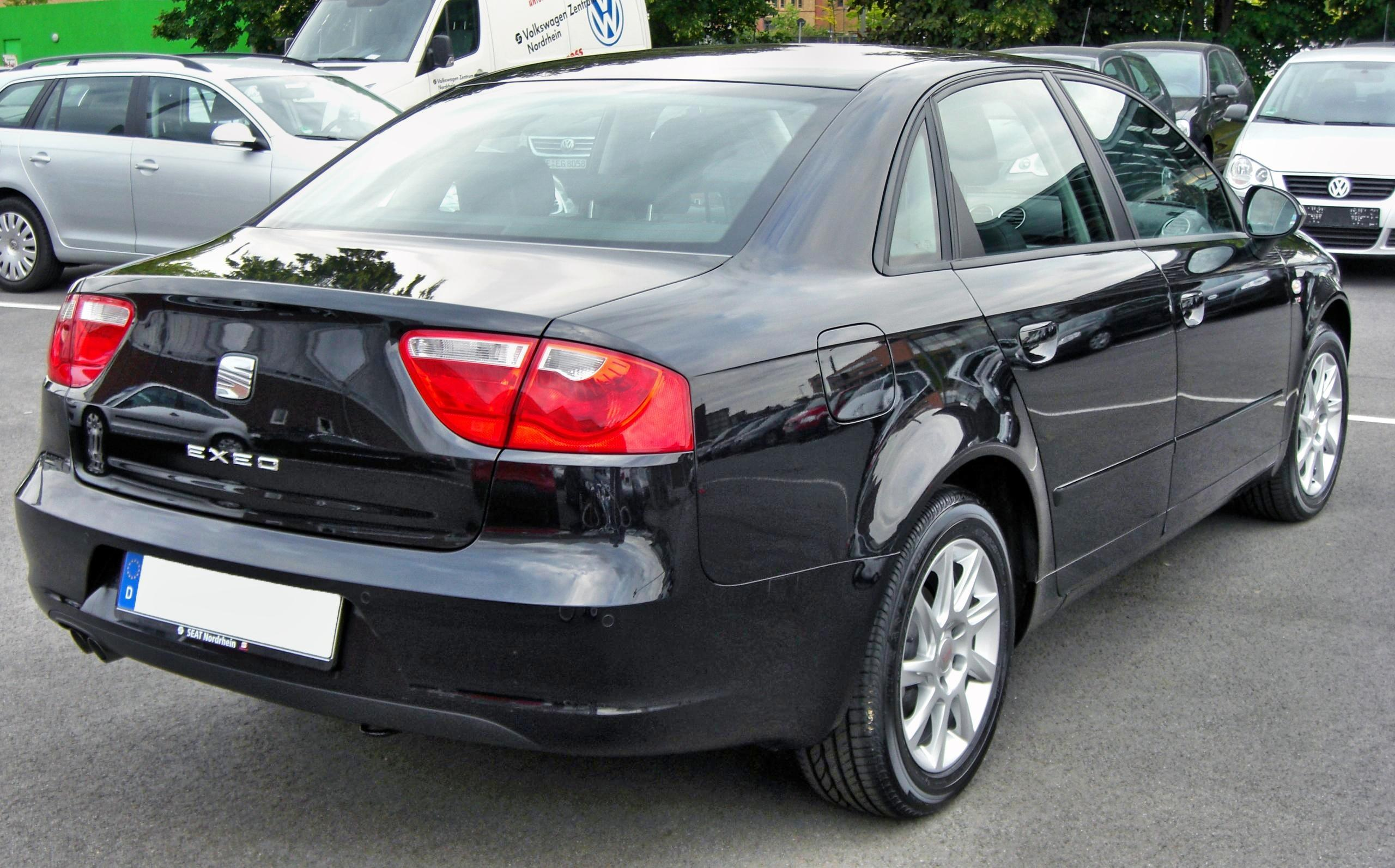 seat exeo images