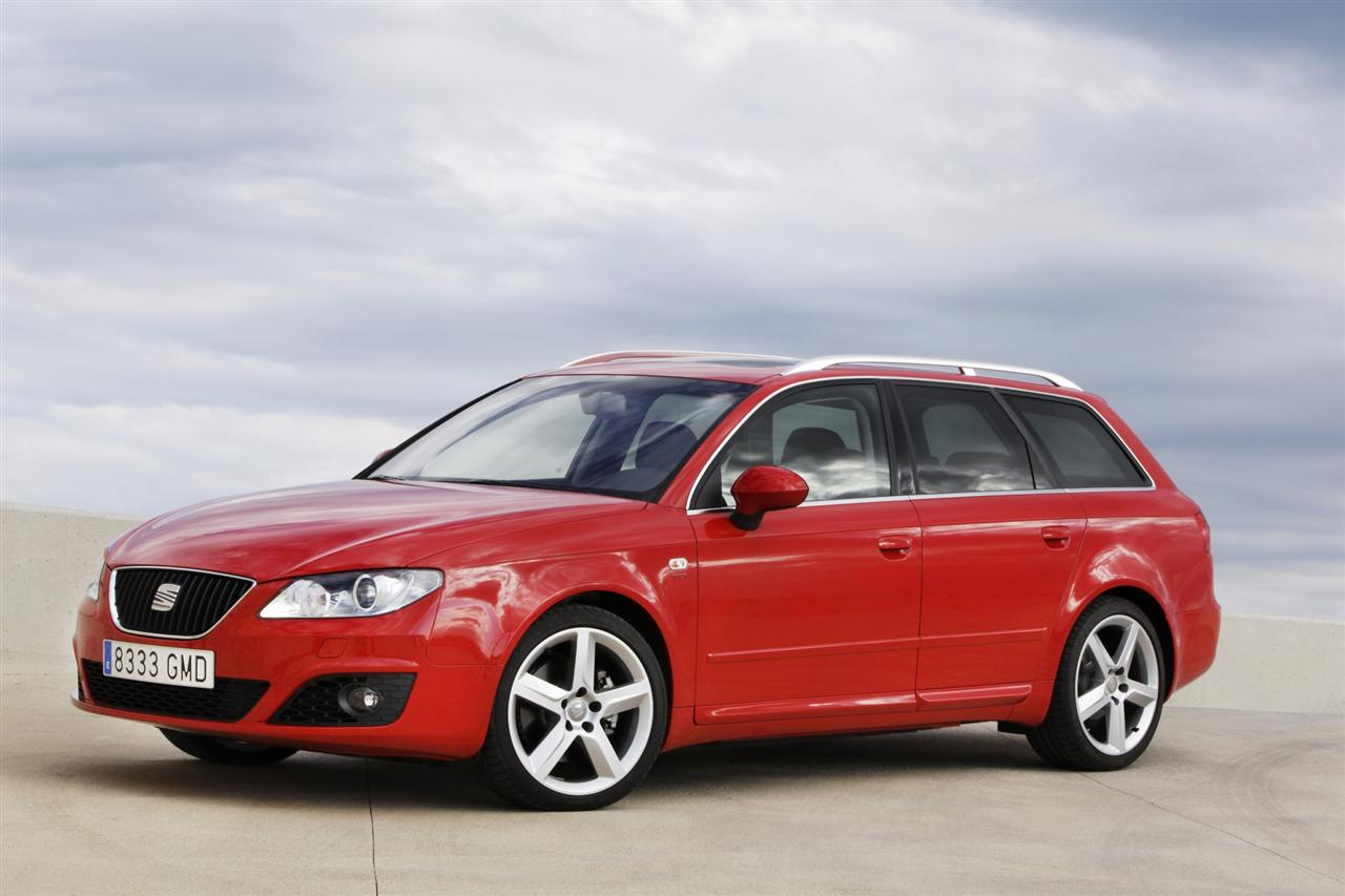 2010 seat exeo st pictures information and specs auto. Black Bedroom Furniture Sets. Home Design Ideas