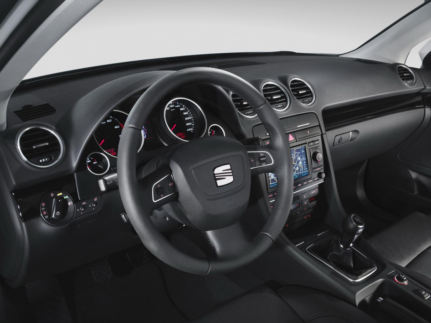 seat exeo st 2011 images