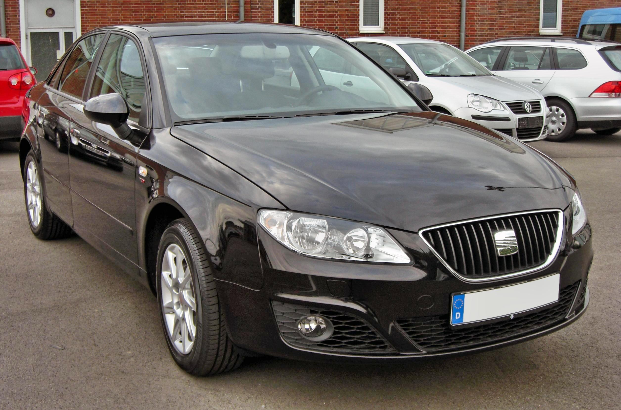 2011 seat exeo st pictures information and specs auto. Black Bedroom Furniture Sets. Home Design Ideas