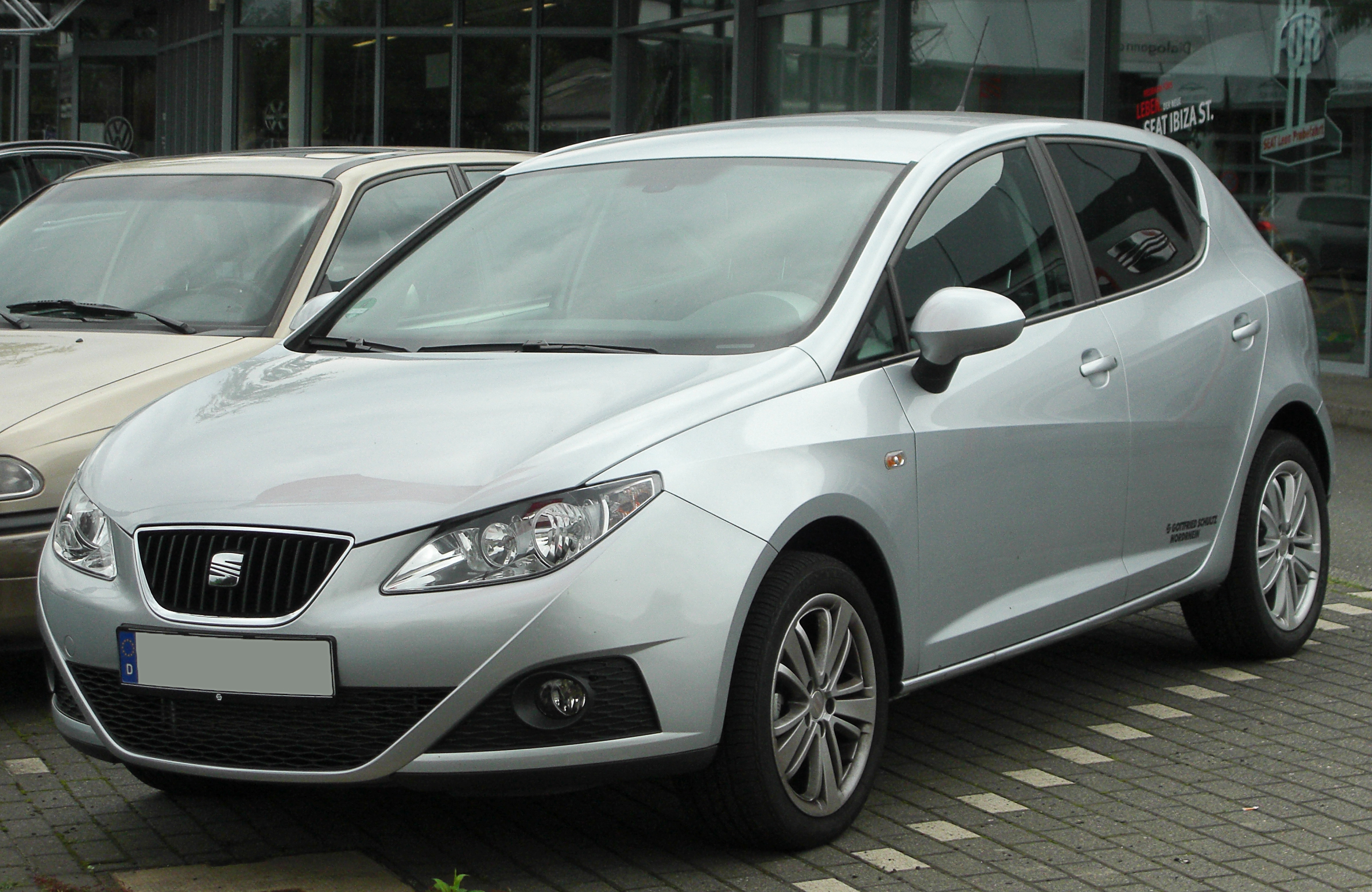 2007 seat ibiza 3 6l1 pictures information and specs. Black Bedroom Furniture Sets. Home Design Ideas