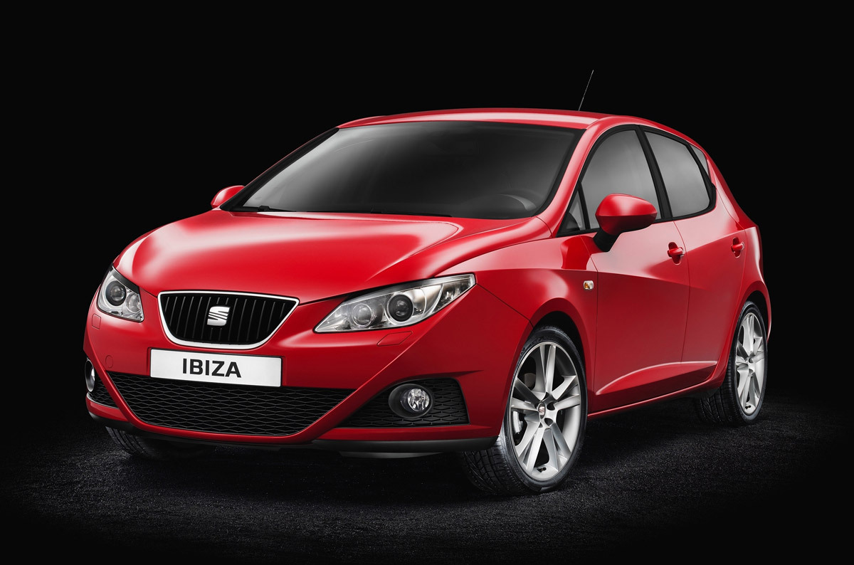 2011 seat ibiza hatchback pictures information and. Black Bedroom Furniture Sets. Home Design Ideas