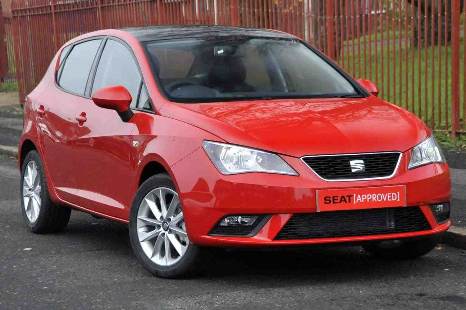 2014 seat ibiza hatchback pictures information and. Black Bedroom Furniture Sets. Home Design Ideas