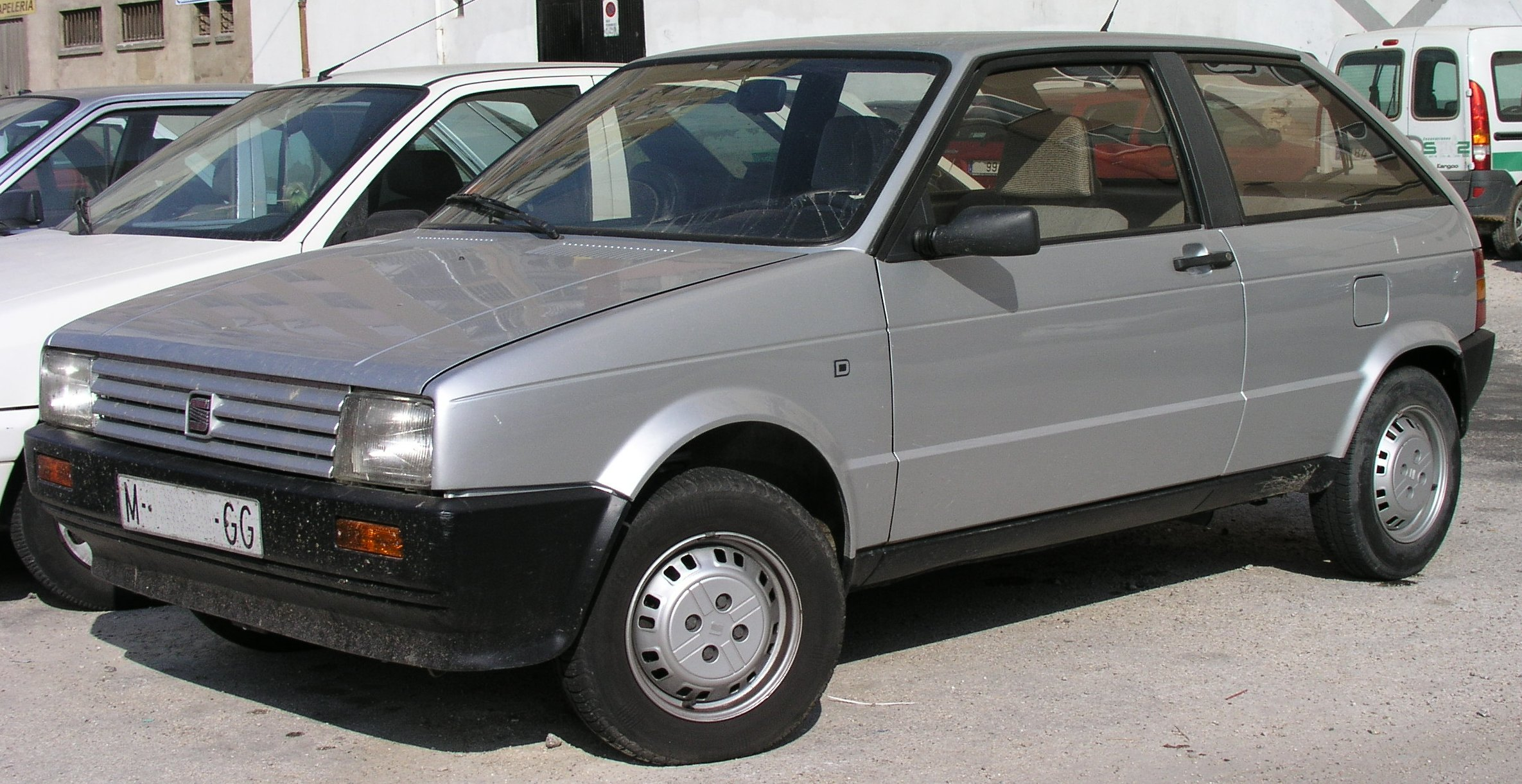 1990 seat ibiza i 021a pictures information and specs auto. Black Bedroom Furniture Sets. Home Design Ideas