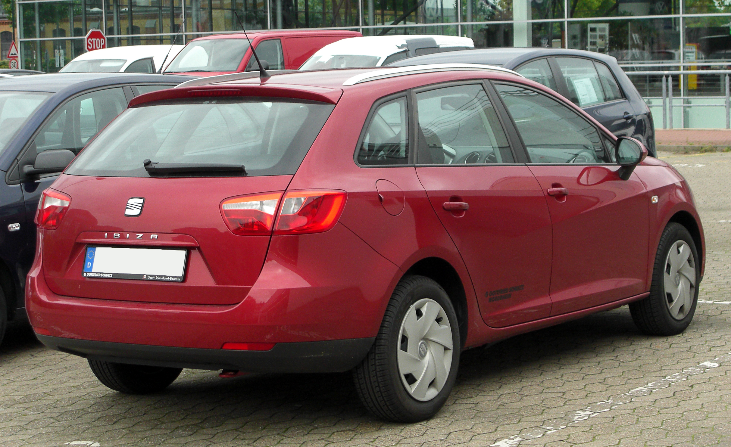 2010 seat ibiza st pictures information and specs auto. Black Bedroom Furniture Sets. Home Design Ideas