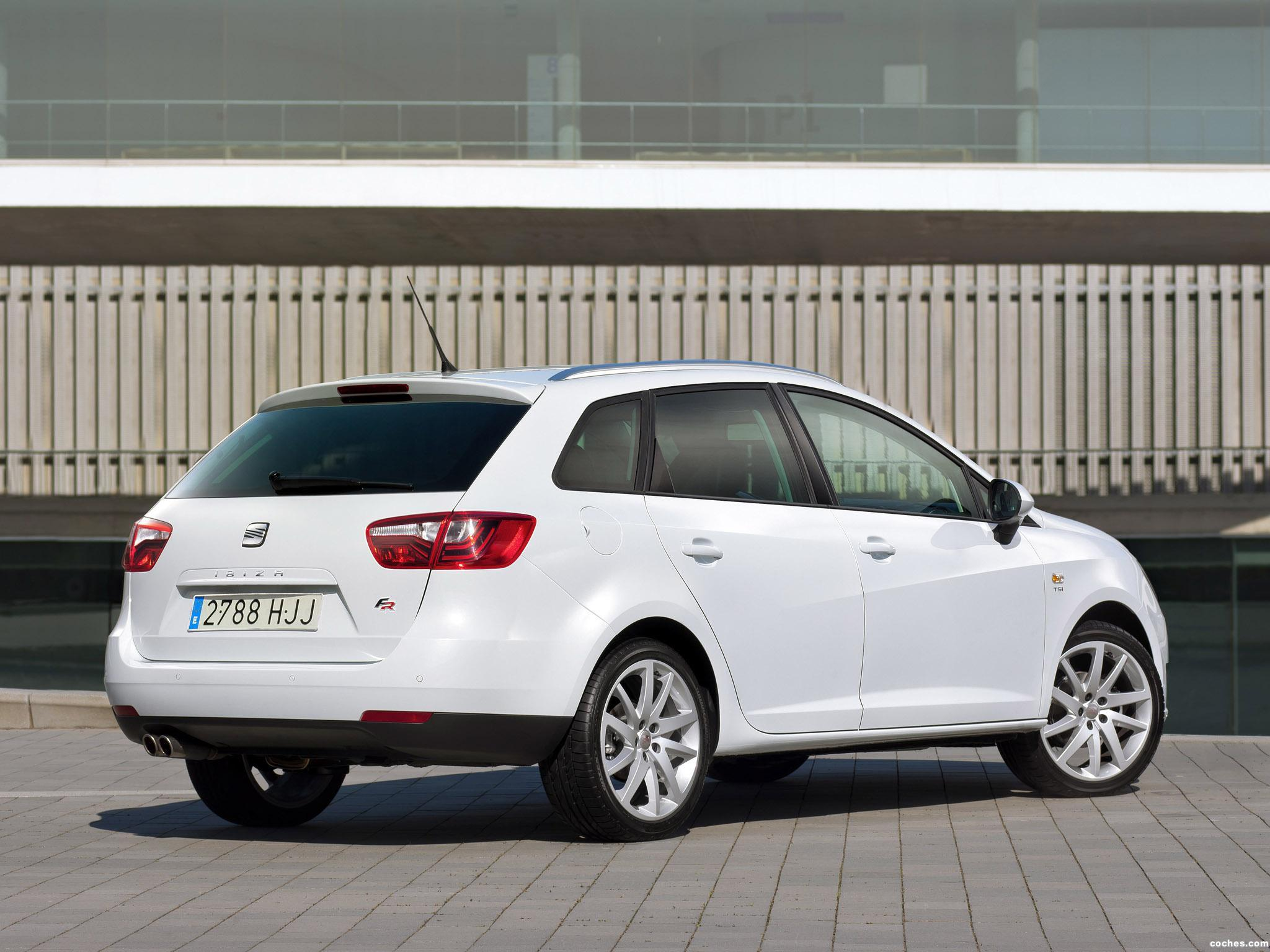 2012 seat ibiza st pictures information and specs auto. Black Bedroom Furniture Sets. Home Design Ideas