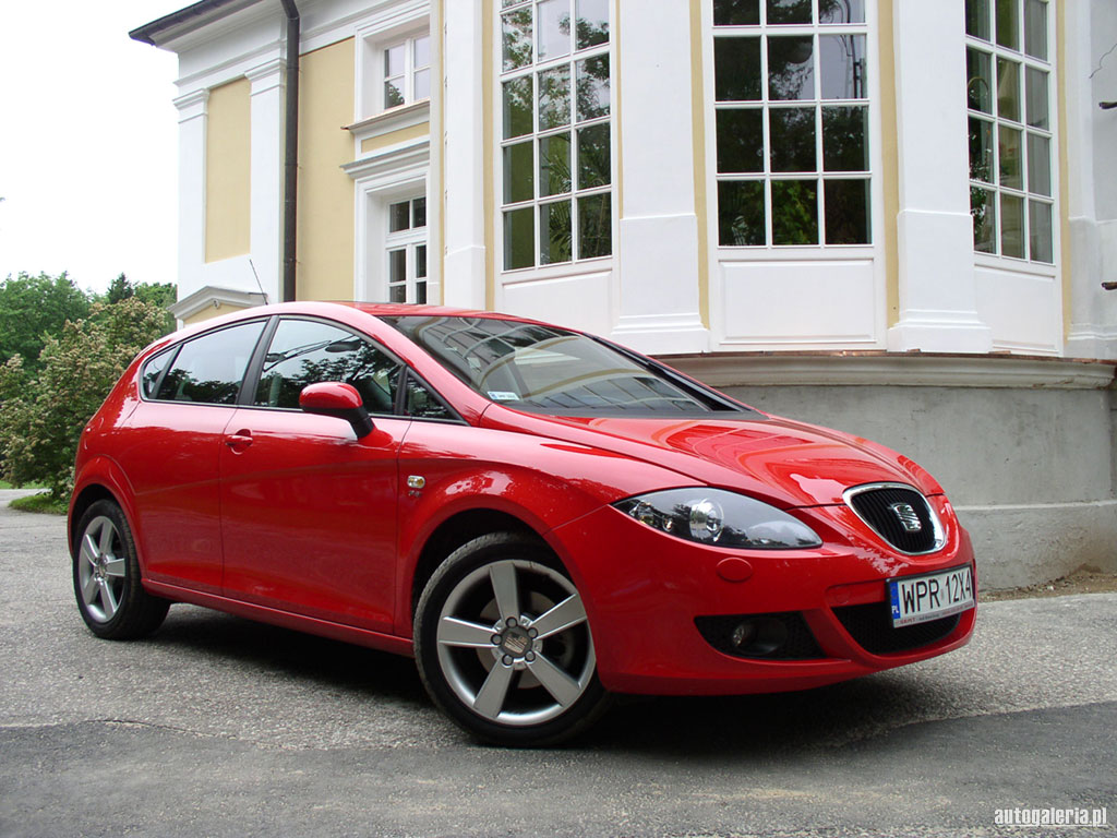 2007 seat leon ii 1p pictures information and specs. Black Bedroom Furniture Sets. Home Design Ideas