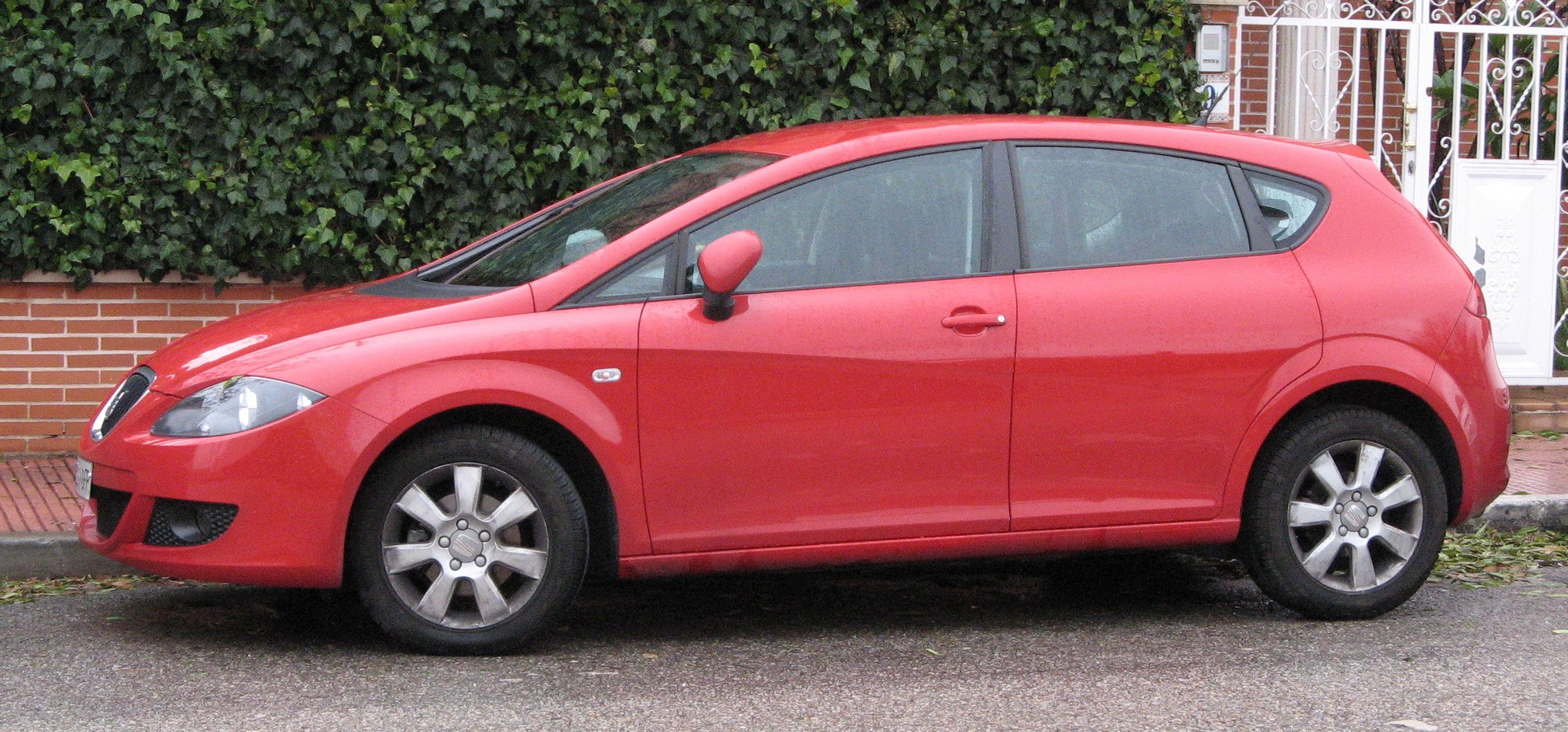 2007 seat leon ii 1p pictures information and specs auto. Black Bedroom Furniture Sets. Home Design Ideas