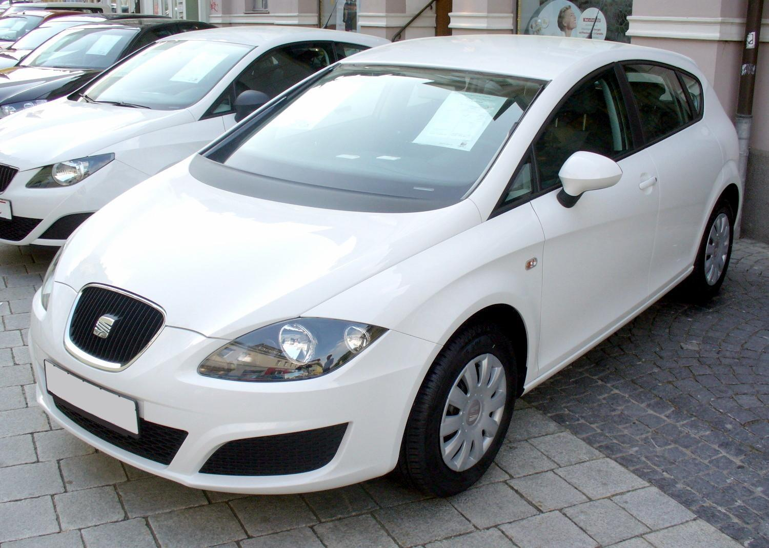 2012 seat leon ii 1p pictures information and specs auto. Black Bedroom Furniture Sets. Home Design Ideas