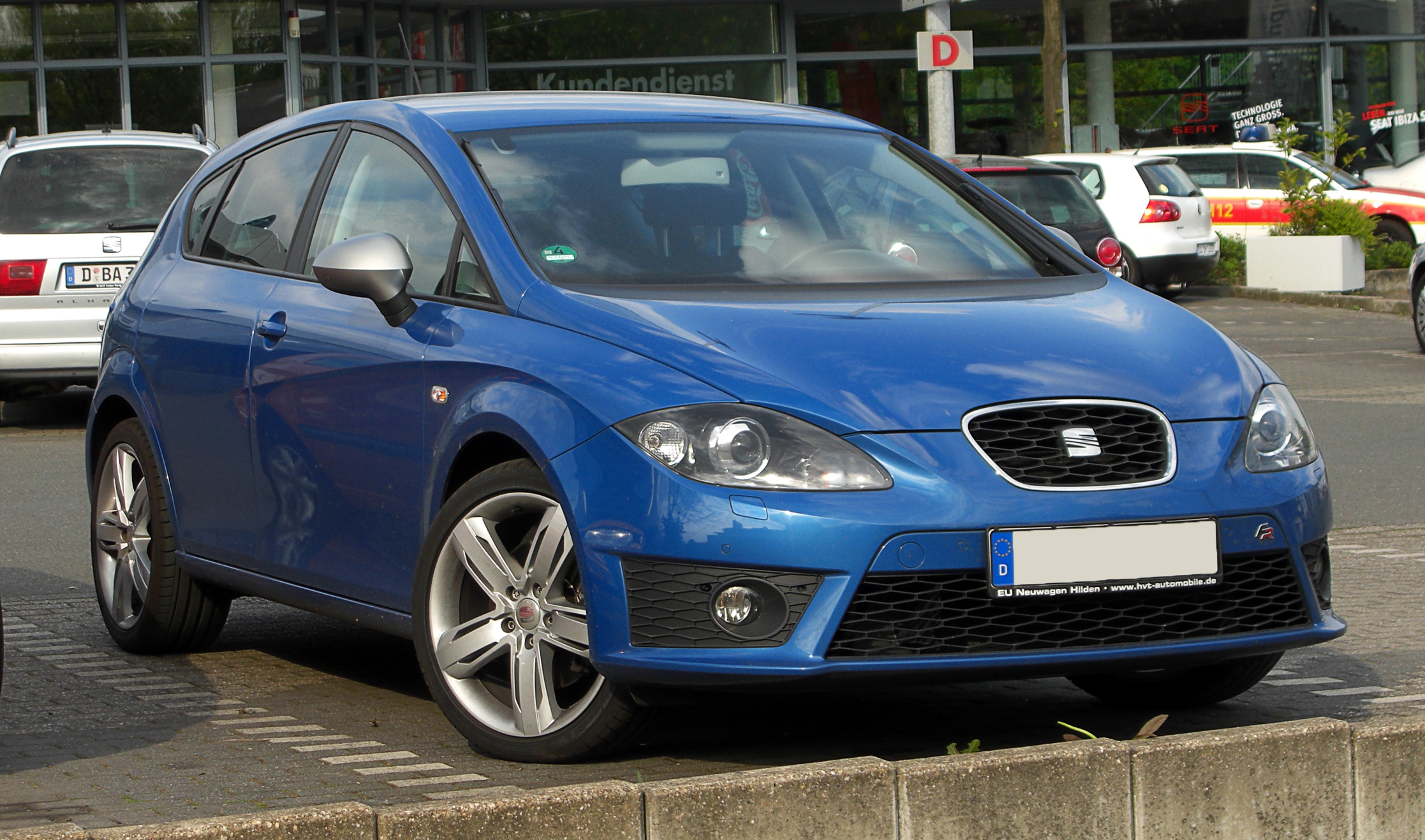 Ogromny 2014 Seat Leon ii (1p) – pictures, information and specs - Auto KH06