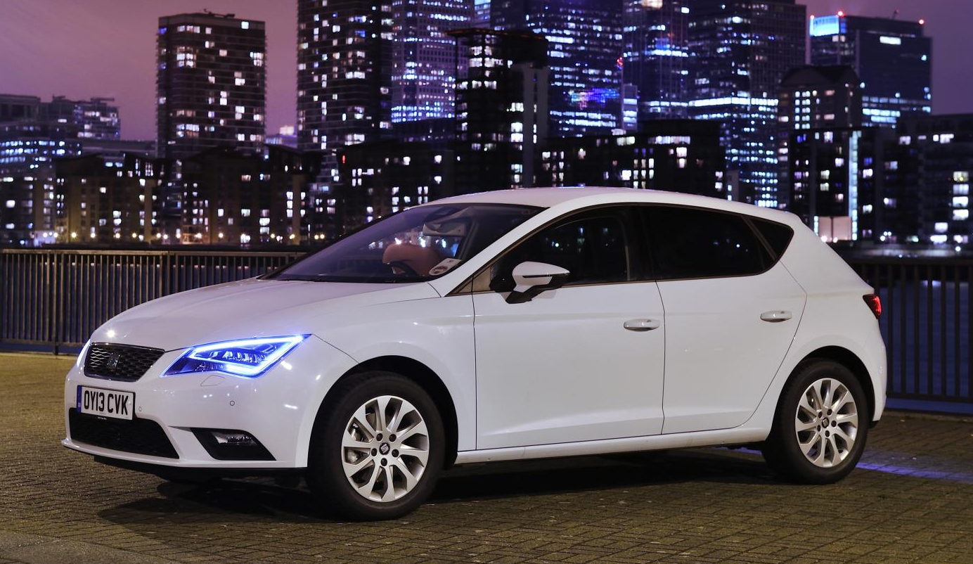 Seat Leon Pictures Information And Specs Auto Databasecom