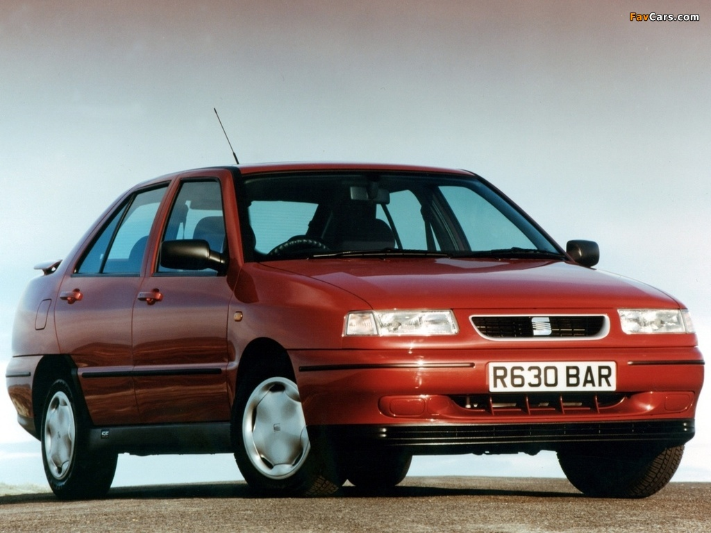 1996 seat toledo i 1l pictures information and specs auto. Black Bedroom Furniture Sets. Home Design Ideas