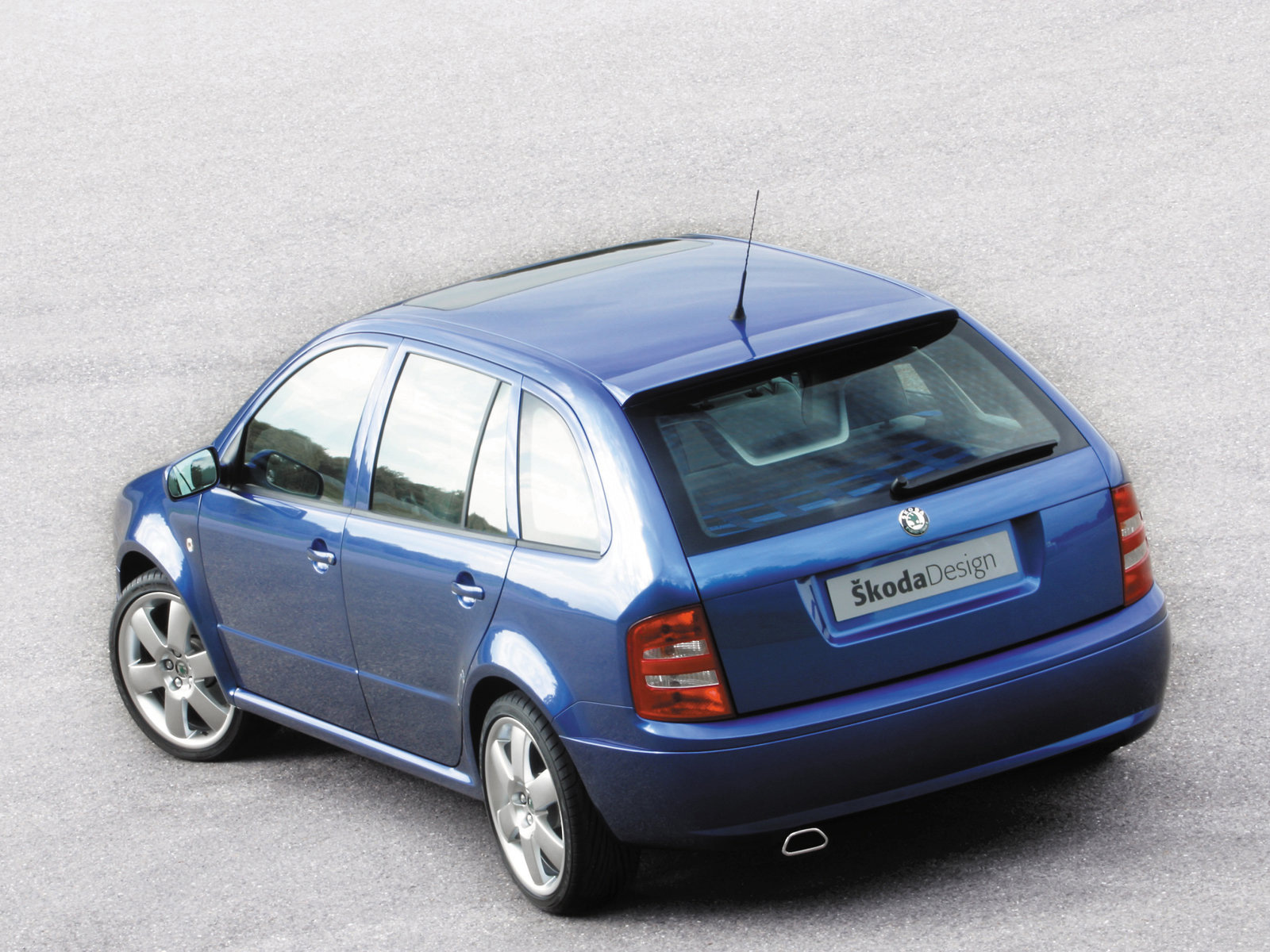 2002 skoda fabia combi 6y pictures information and. Black Bedroom Furniture Sets. Home Design Ideas