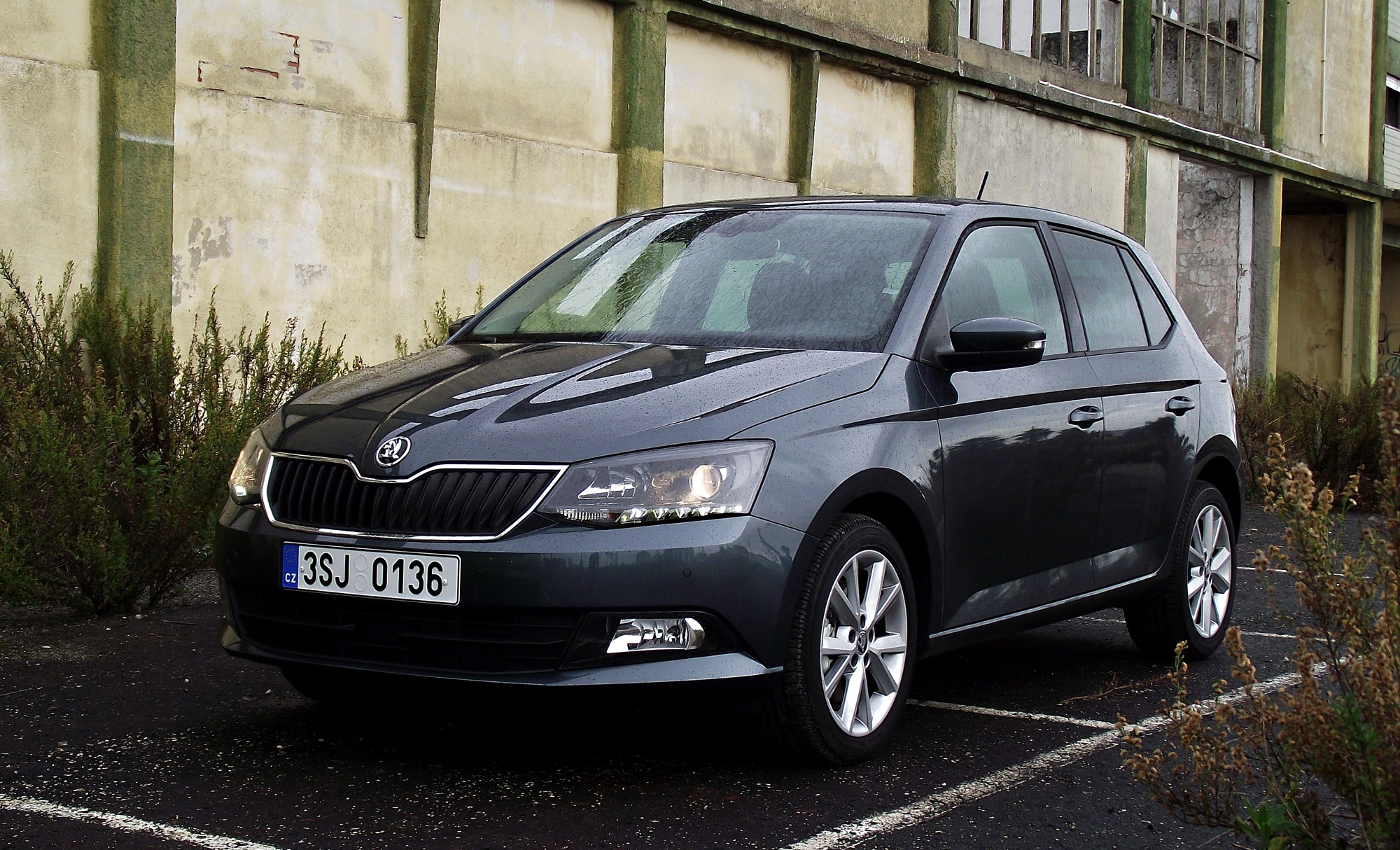 2006 skoda fabia combi 6y pictures information and. Black Bedroom Furniture Sets. Home Design Ideas