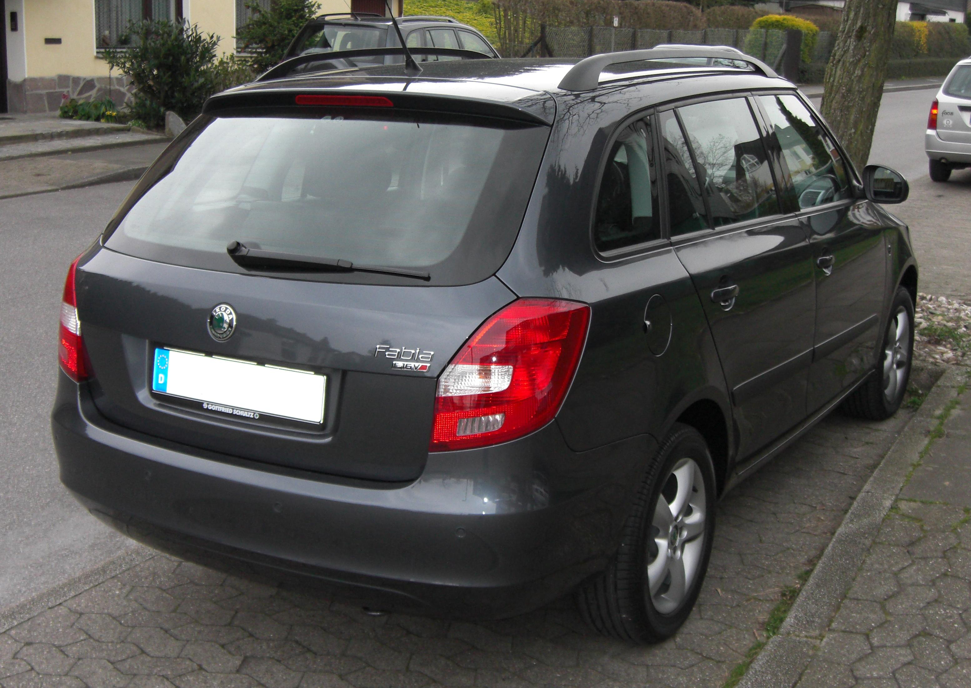 2010 skoda fabia ii pictures information and specs auto. Black Bedroom Furniture Sets. Home Design Ideas