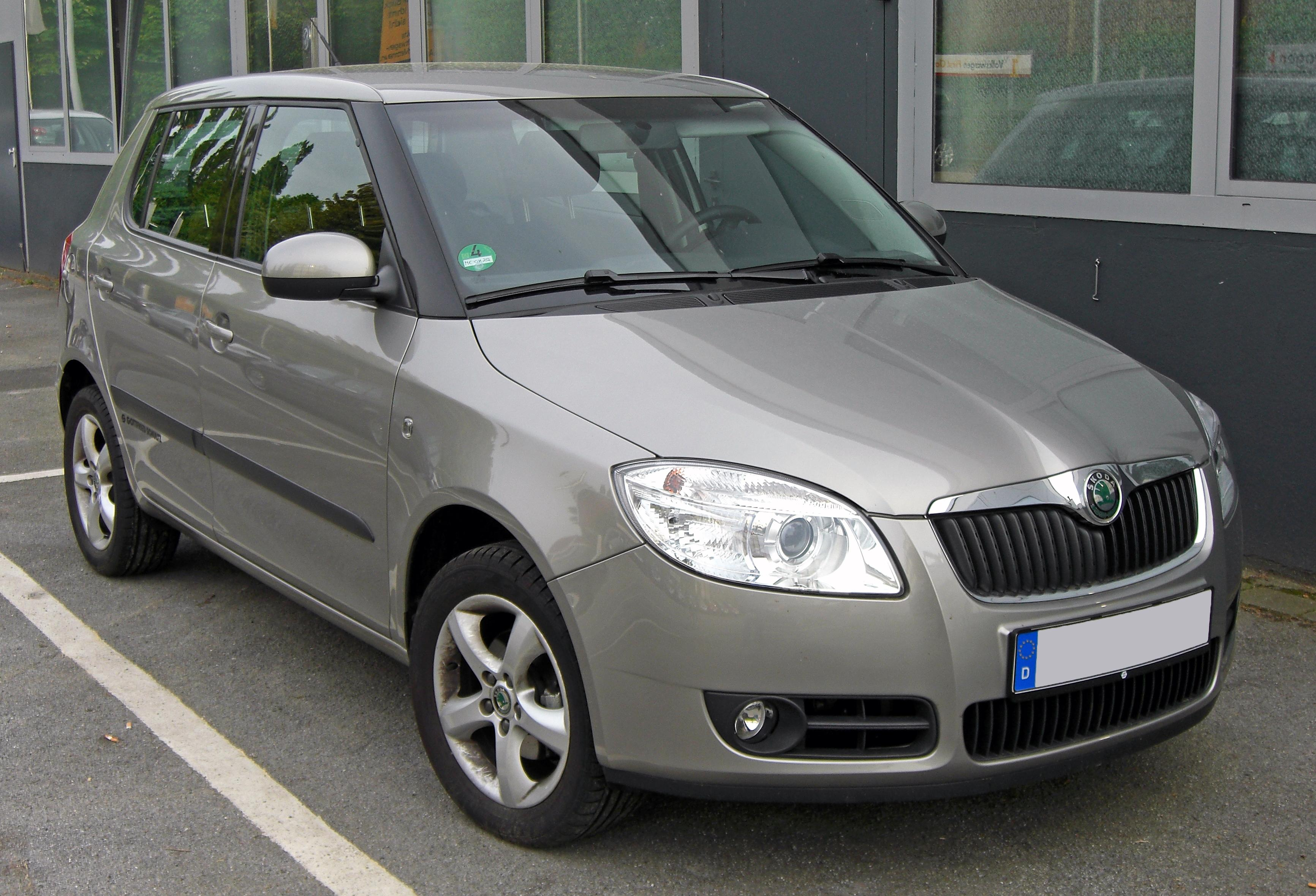 2012 skoda fabia ii pictures information and specs. Black Bedroom Furniture Sets. Home Design Ideas