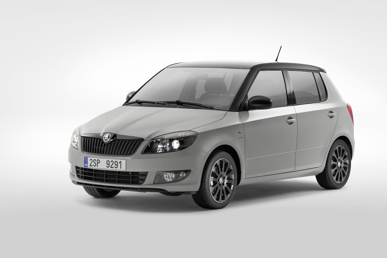 skoda fabia ii estate 2013 models