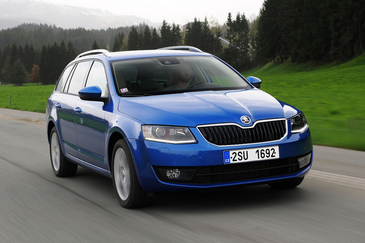 skoda fabia ii estate 2013 pictures