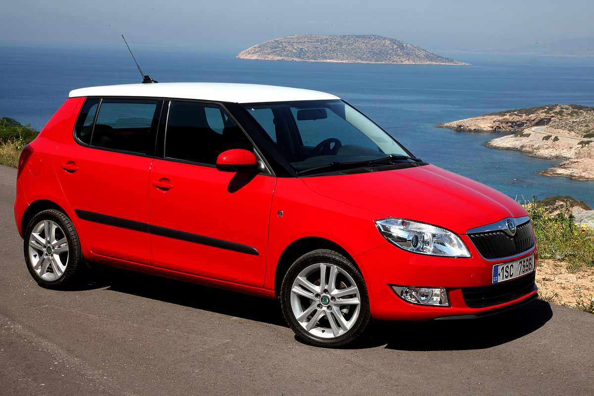 skoda fabia pictures information and specs auto. Black Bedroom Furniture Sets. Home Design Ideas