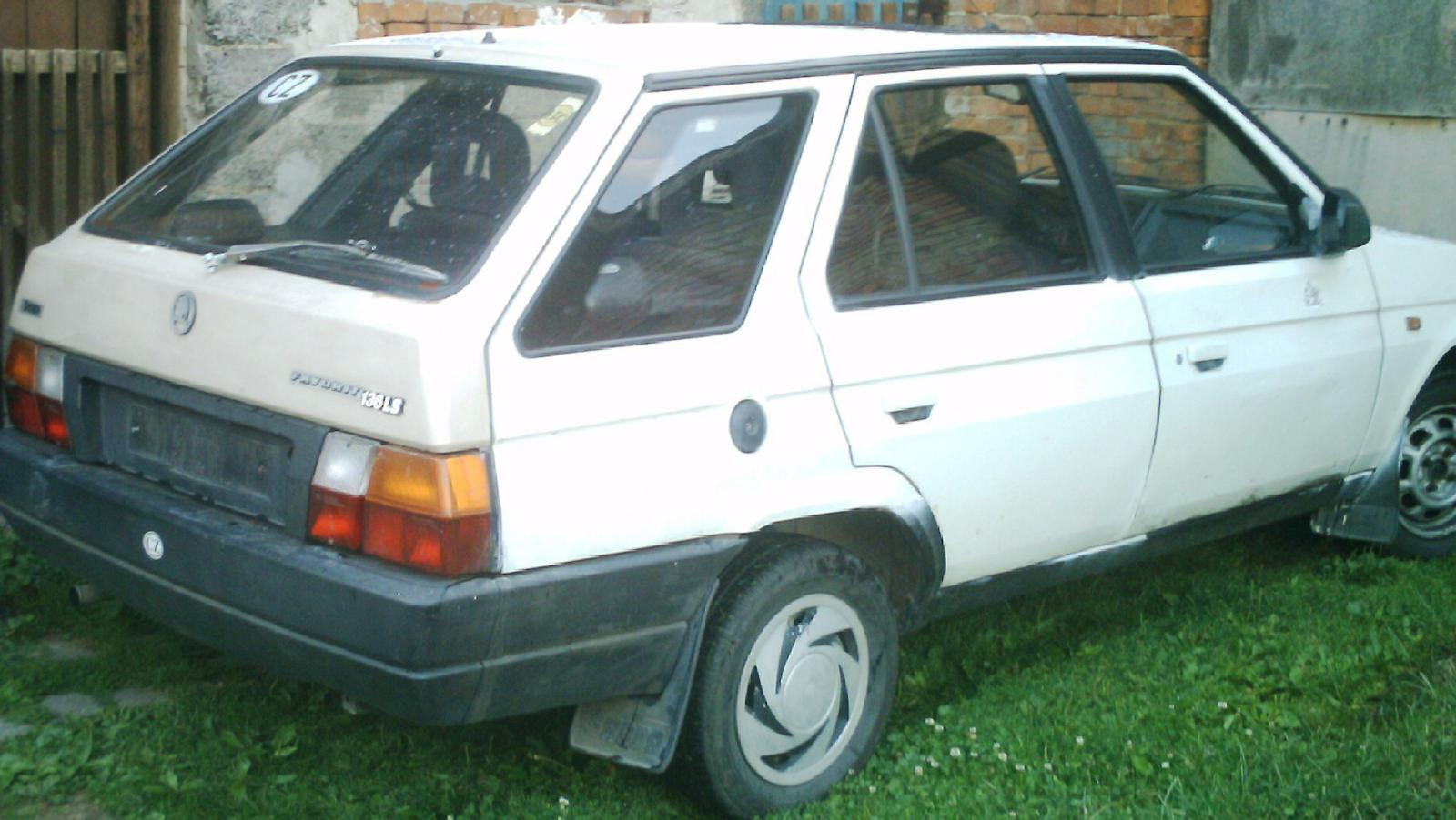 skoda favorit forman (785) 1993
