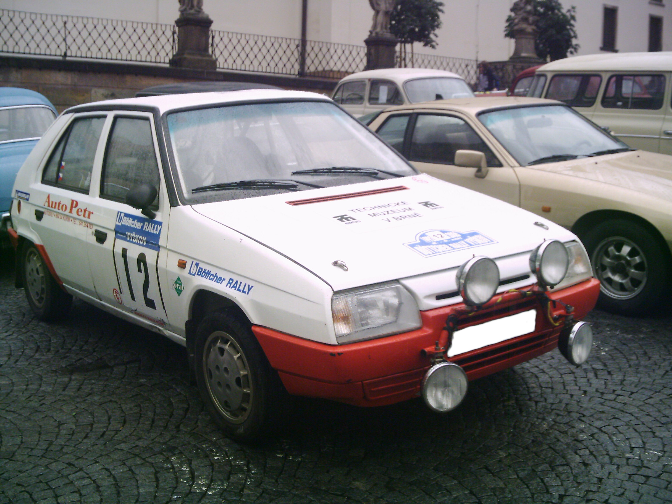 skoda favorit forman (785) 1993 images