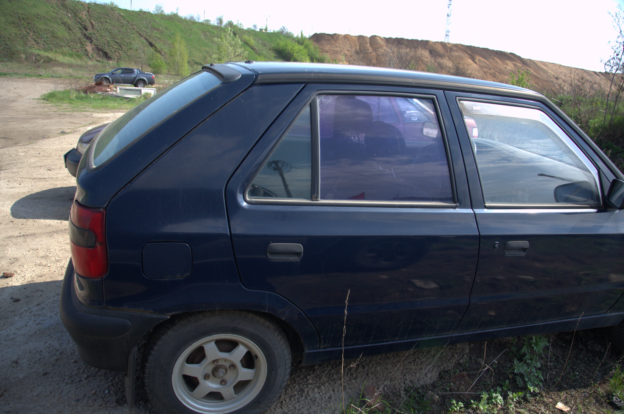1996 skoda felicia i 791 � pictures information and