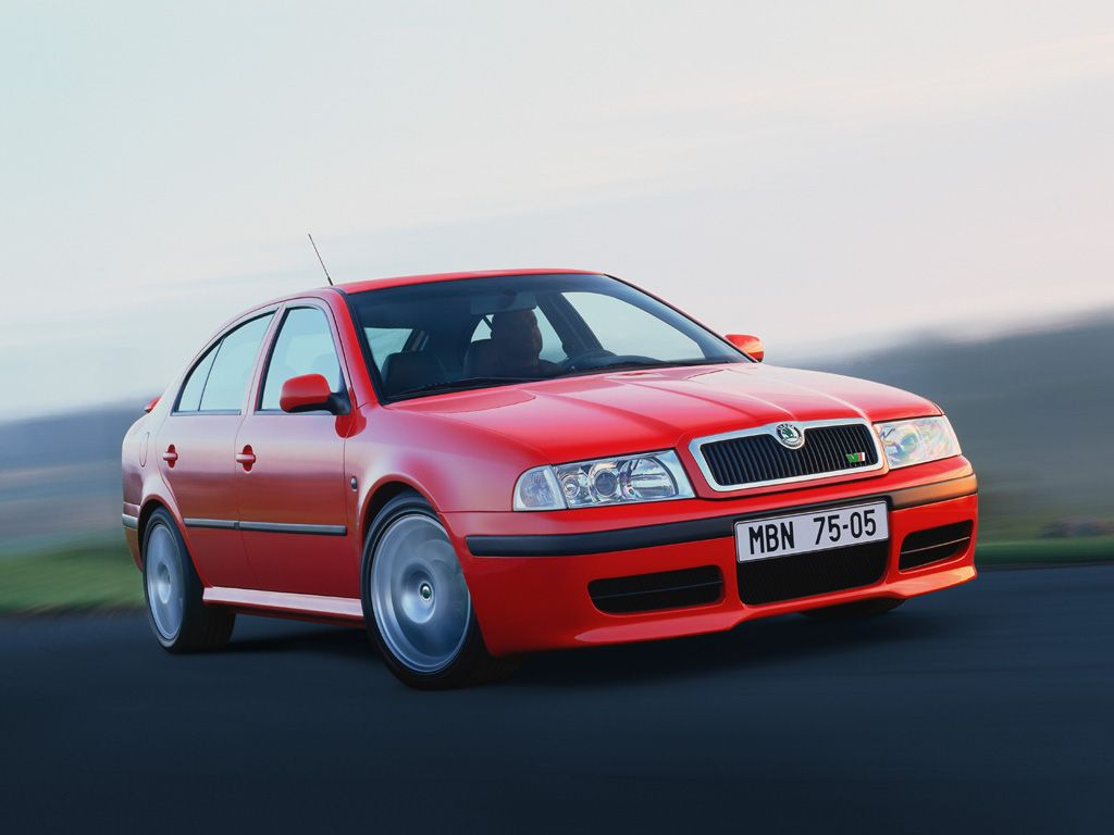 skoda octavia (1u) 1996 wallpaper #8