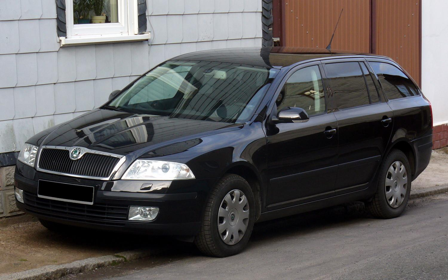 2004 skoda octavia ii pictures information and specs. Black Bedroom Furniture Sets. Home Design Ideas